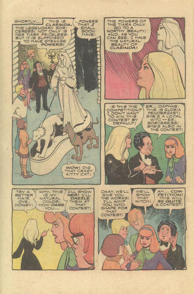 Read online Scooby-Doo... Mystery Comics comic -  Issue #25 - 17