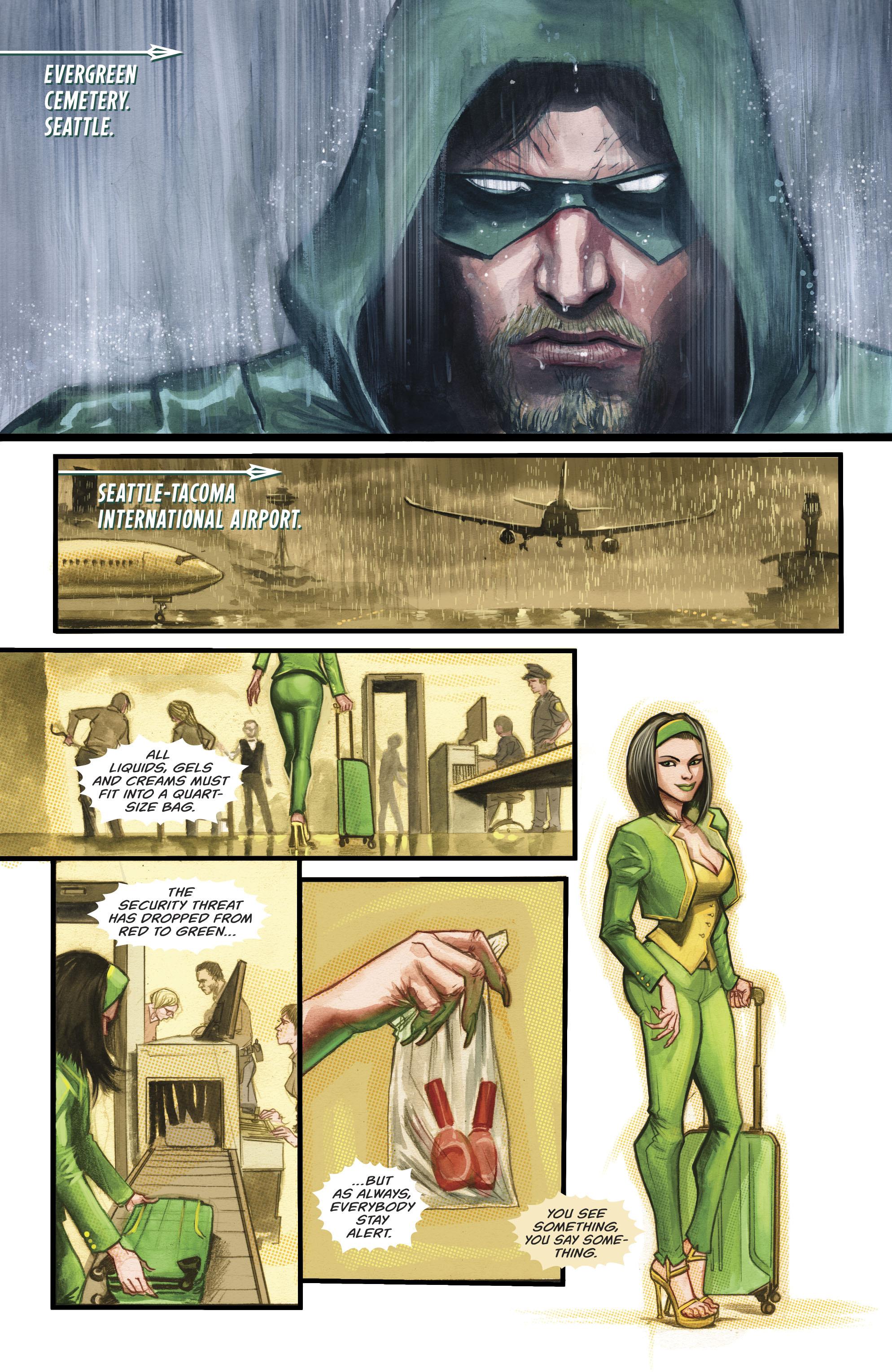 Read online Green Arrow (2016) comic -  Issue #21 - 4