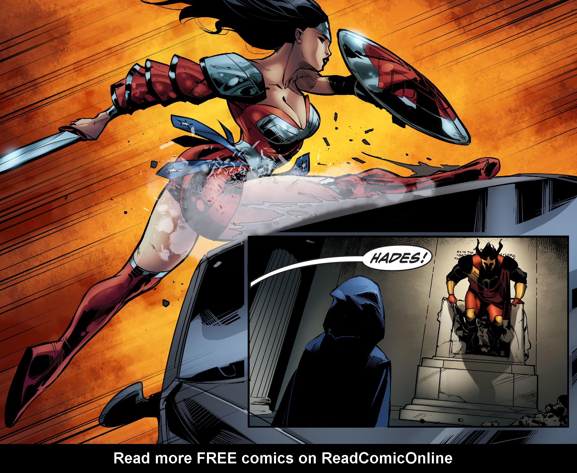 Read online Smallville: Season 11 comic -  Issue #68 - 4