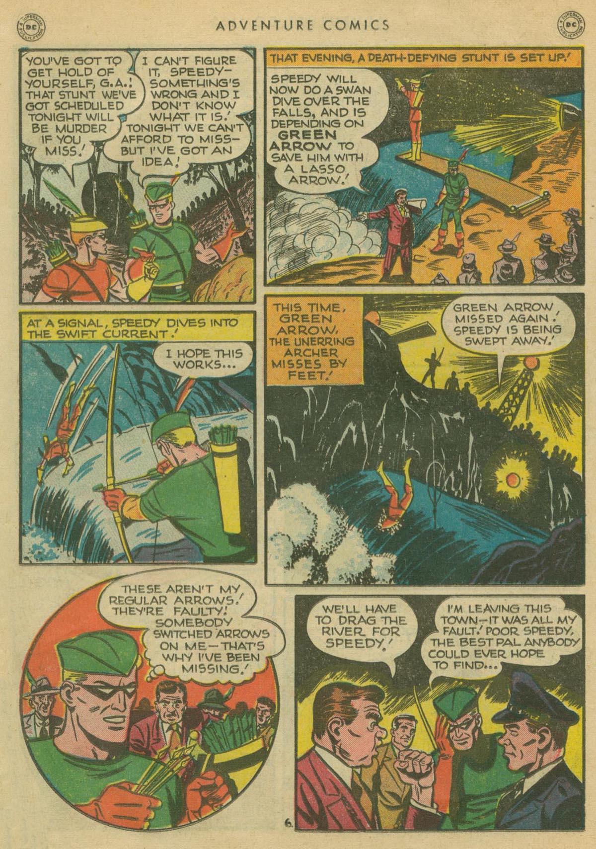 Read online Adventure Comics (1938) comic -  Issue #130 - 29