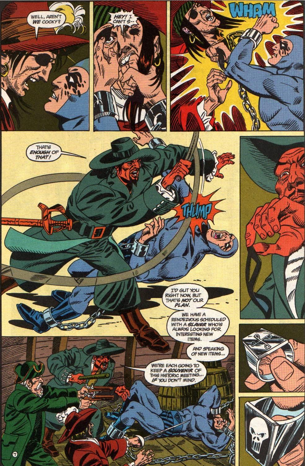 Read online The Phantom (1988) comic -  Issue #2 - 9