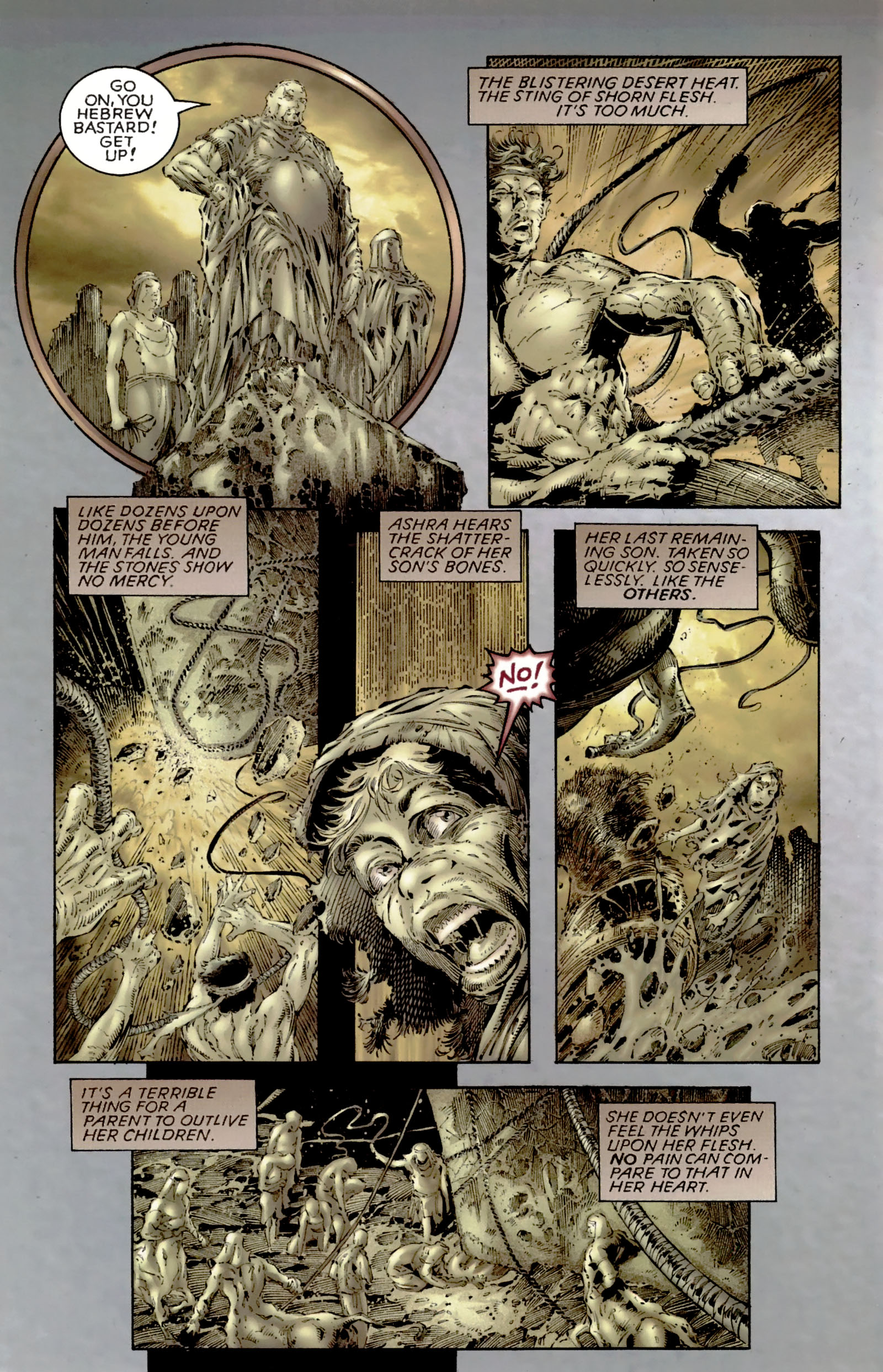 Curse of the Spawn 9 Page 10