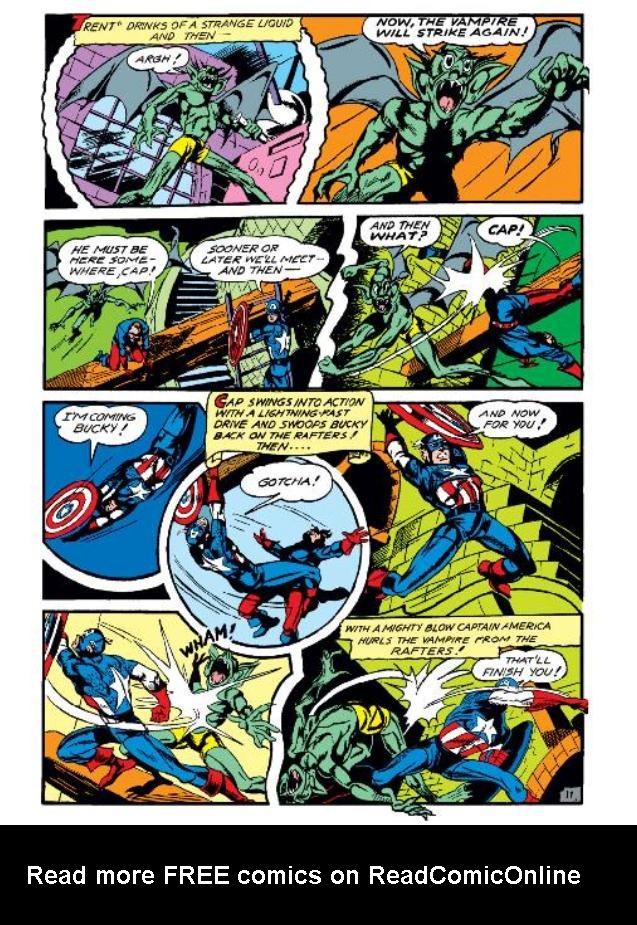 Read online All-Winners Comics comic -  Issue #5 - 28