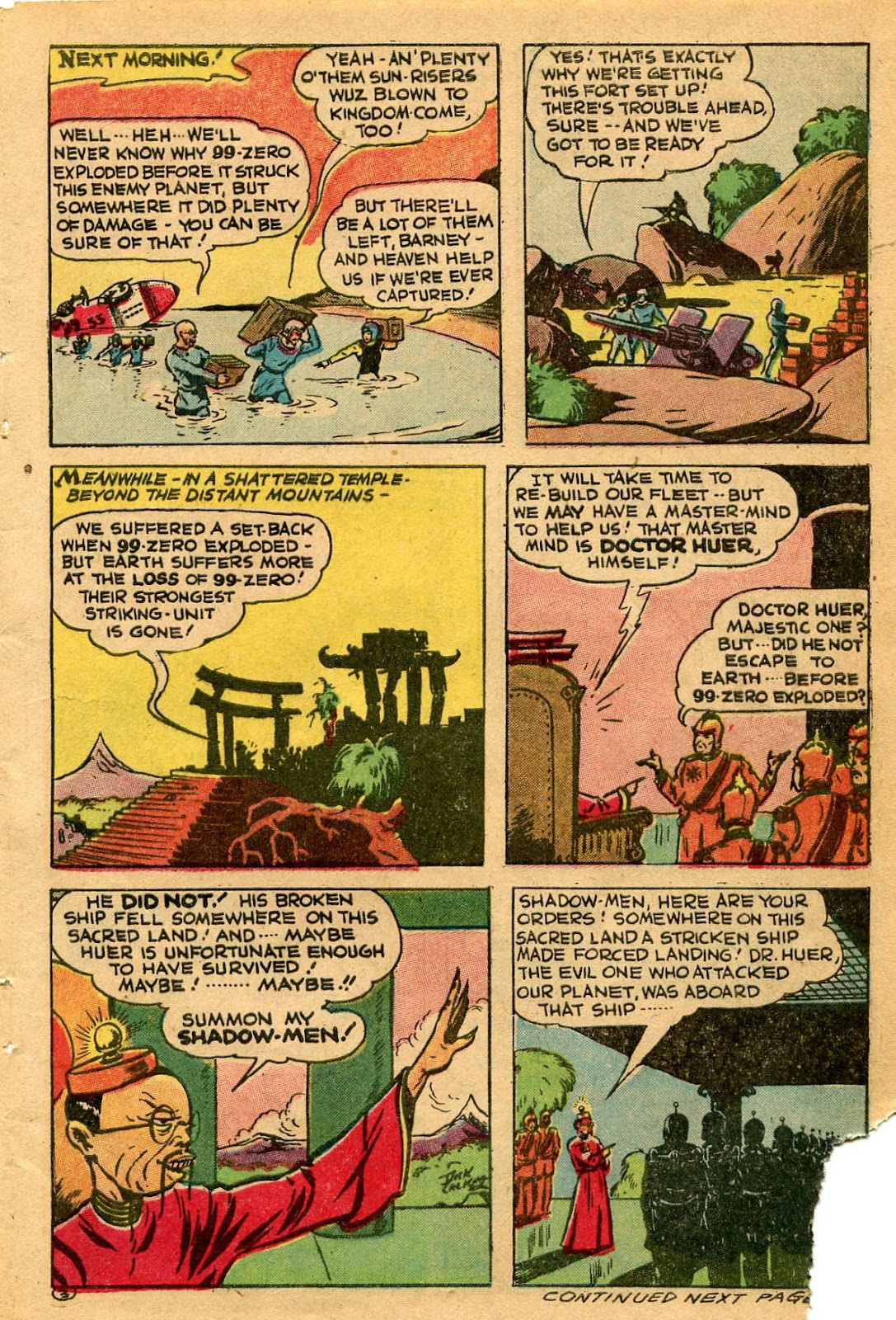 Read online Famous Funnies comic -  Issue #127 - 7