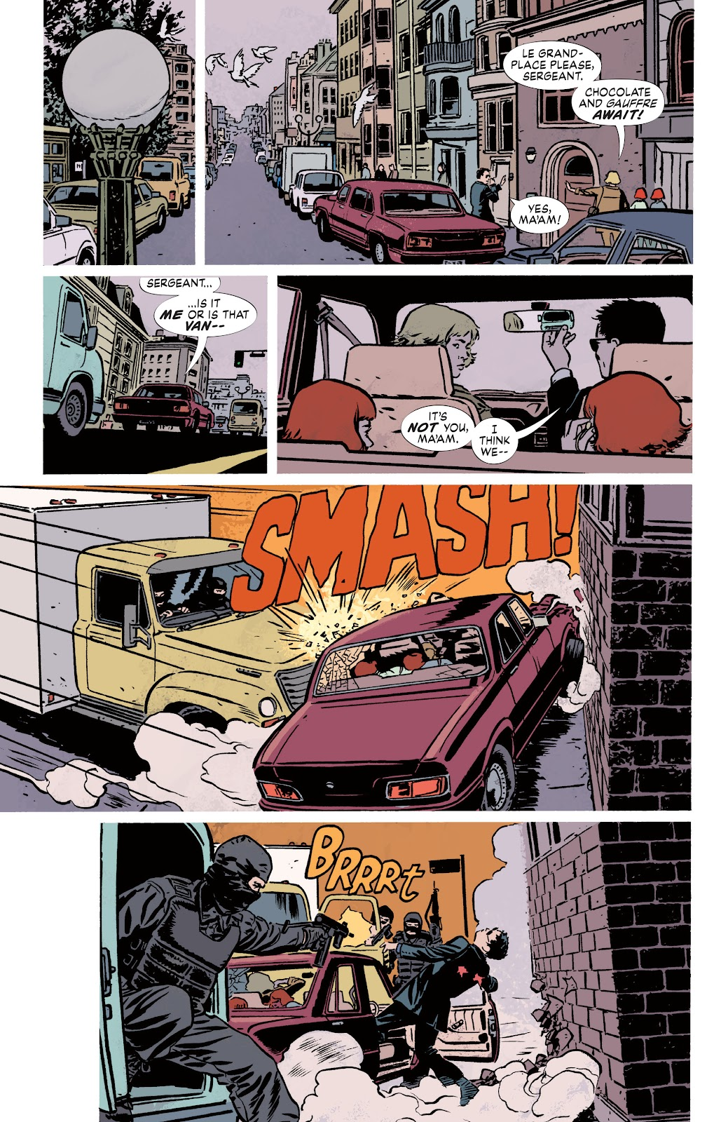 Read online Detective Comics (1937) comic -  Issue # _TPB Batwoman – Elegy (New Edition) (Part 1) - 94