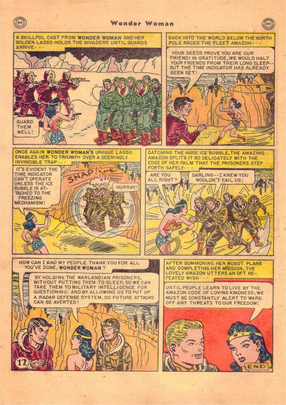 Read online Wonder Woman (1942) comic -  Issue #47 - 13