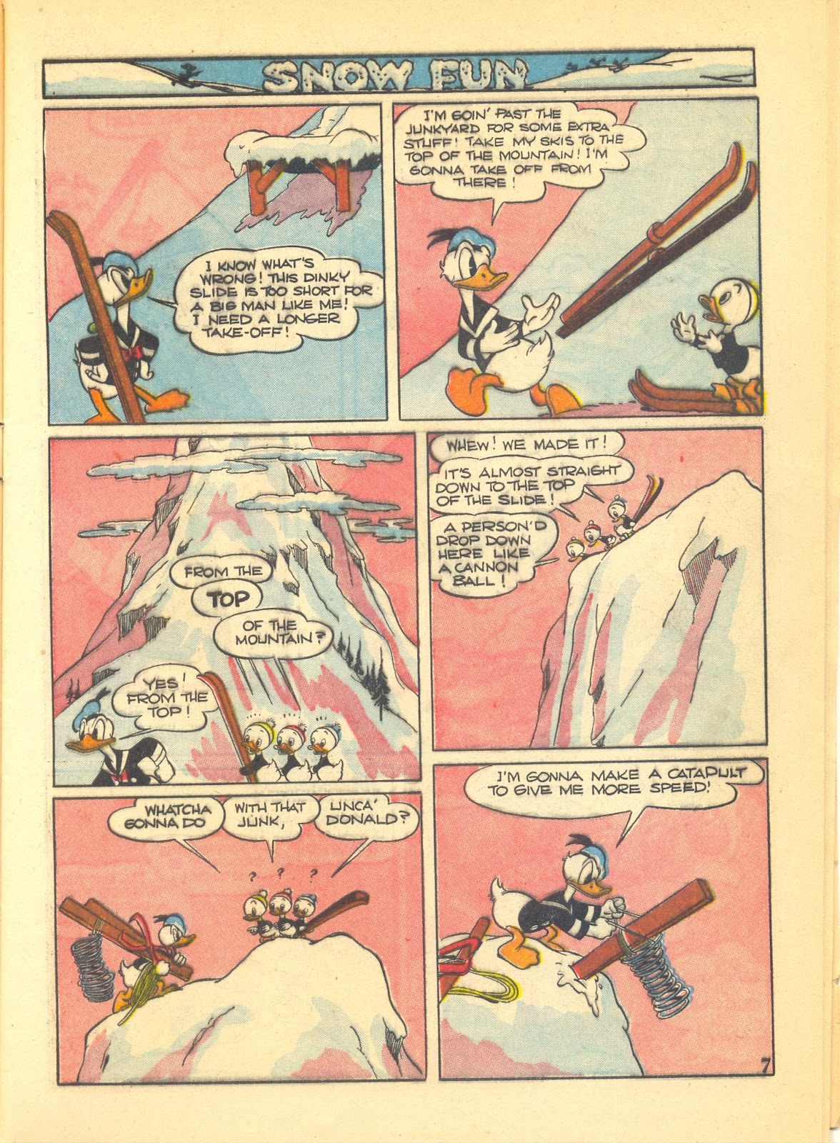 Walt Disney's Comics and Stories issue 40 - Page 9