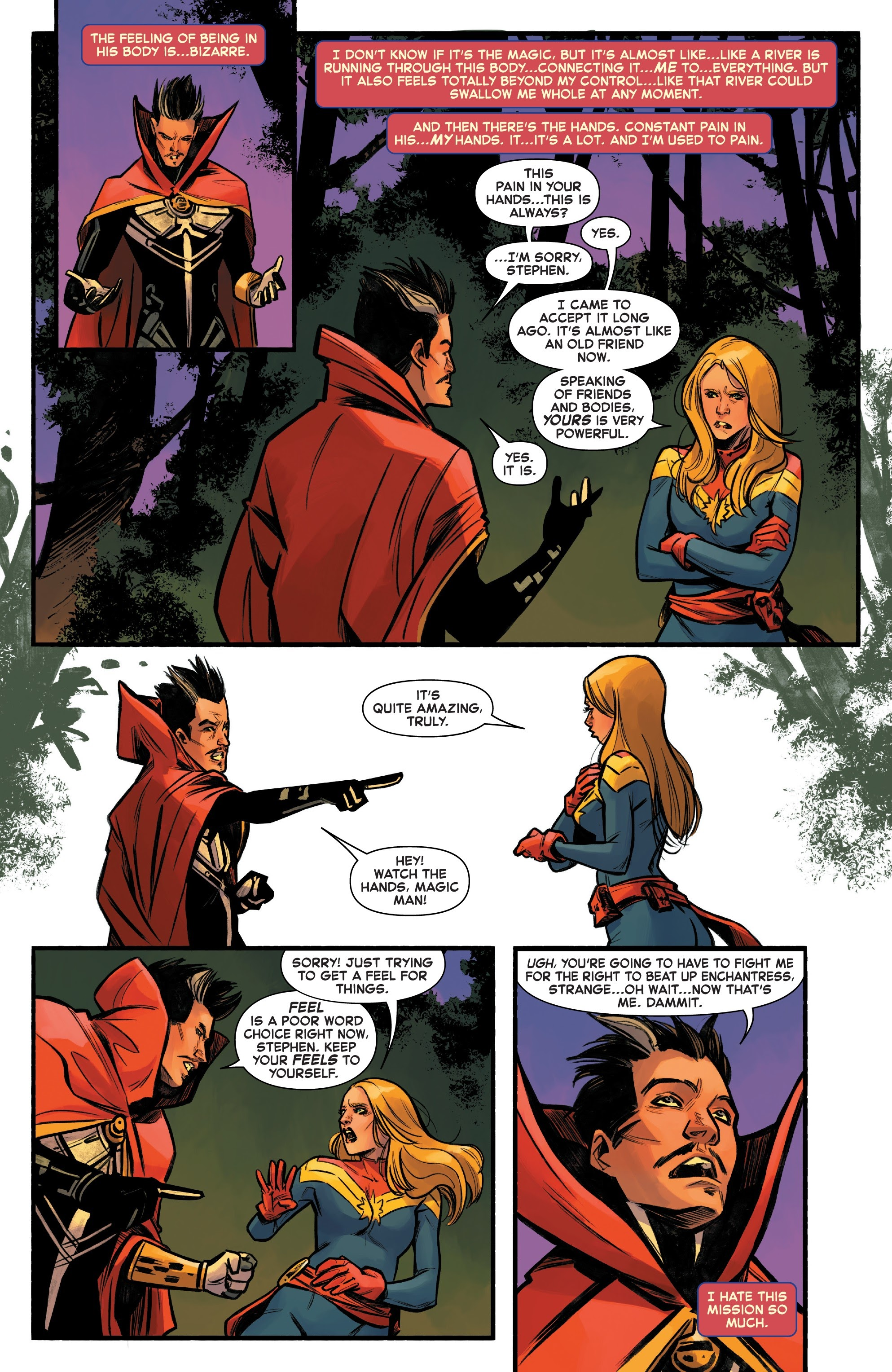 Read online Captain Marvel (2019) comic -  Issue #6 - 18