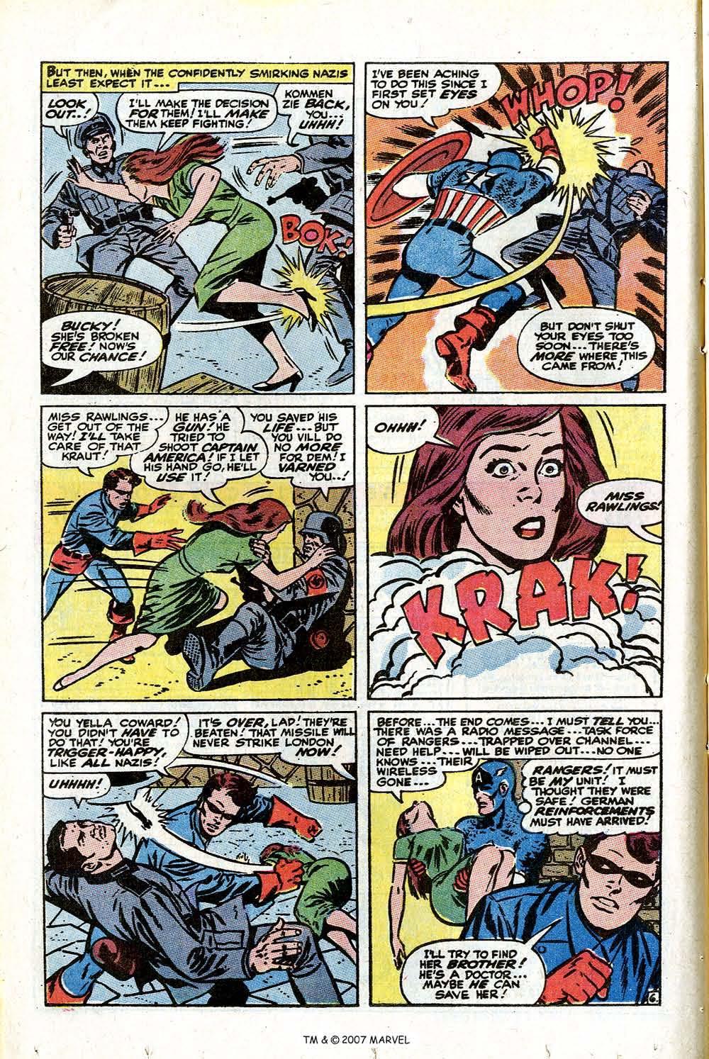 Read online Captain America (1968) comic -  Issue # _Annual 1 - 46