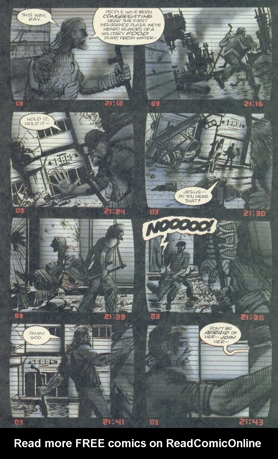 Read online Aliens (1989) comic -  Issue #3 - 16