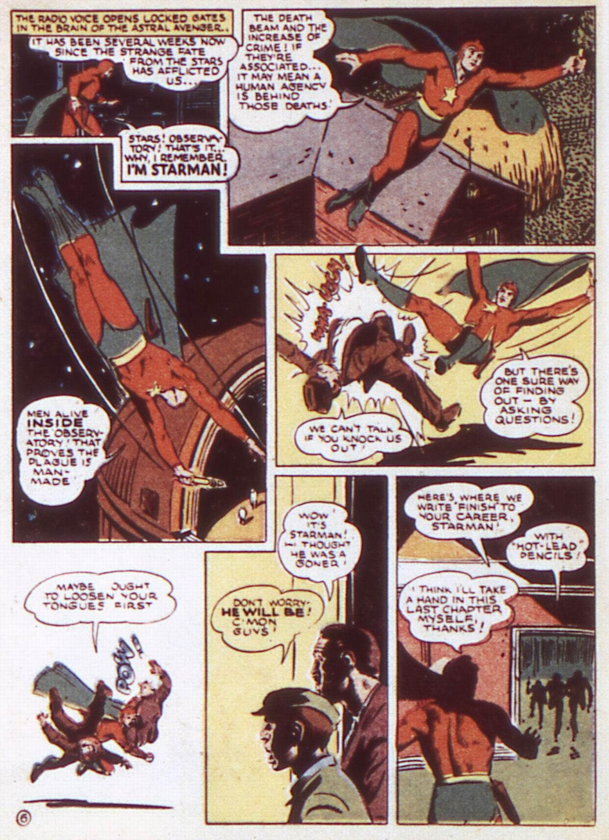 Read online Adventure Comics (1938) comic -  Issue #84 - 20