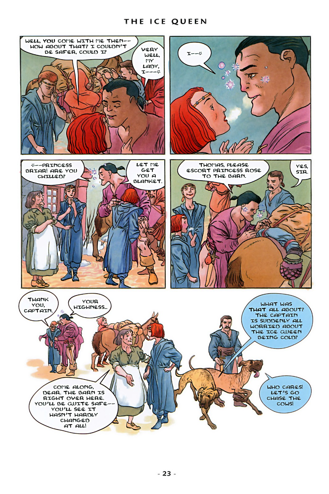 Read online Rose (2000) comic -  Issue # TPB - 29