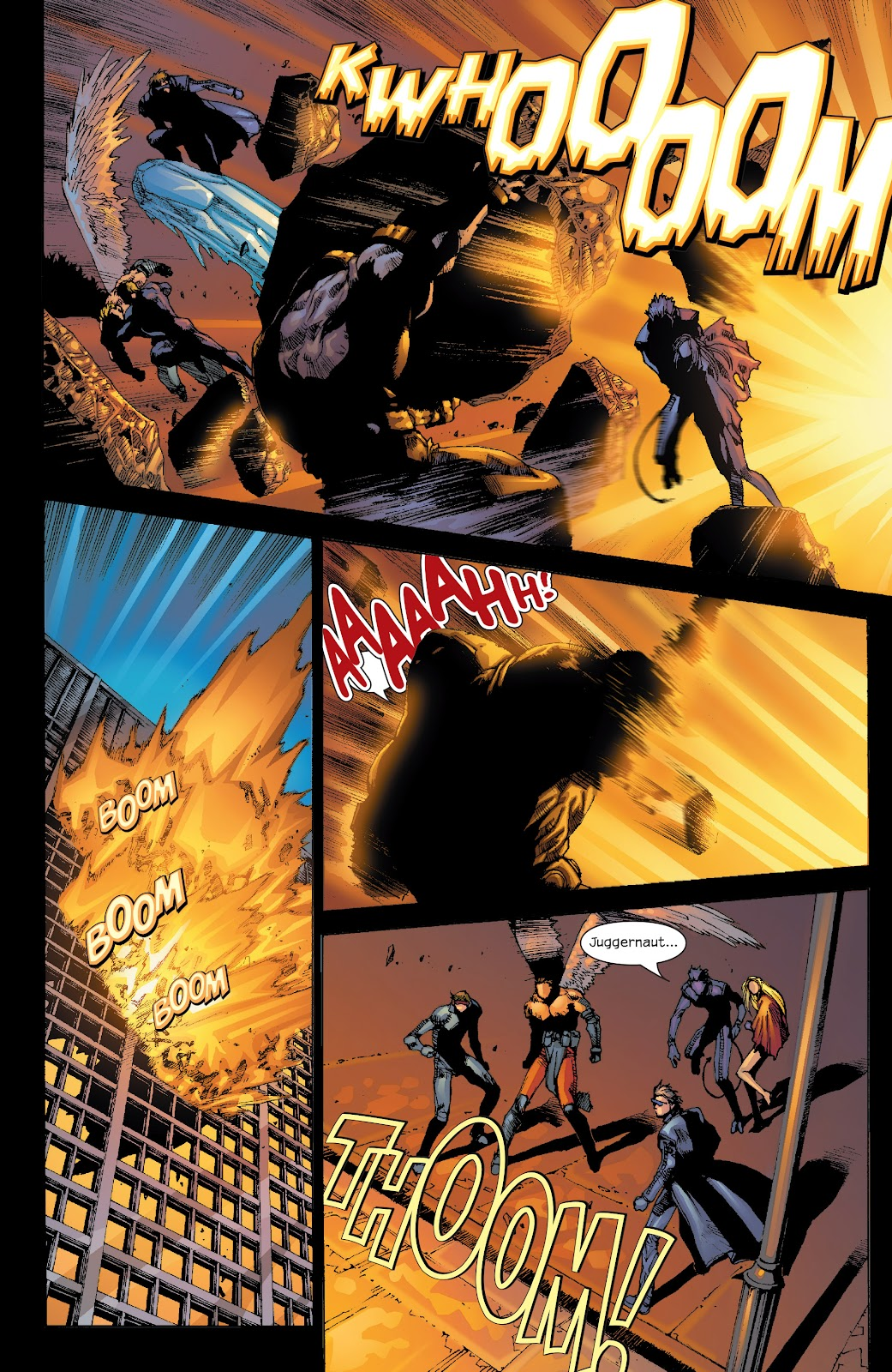 Read online X-Men: Unstoppable comic -  Issue # TPB (Part 3) - 82