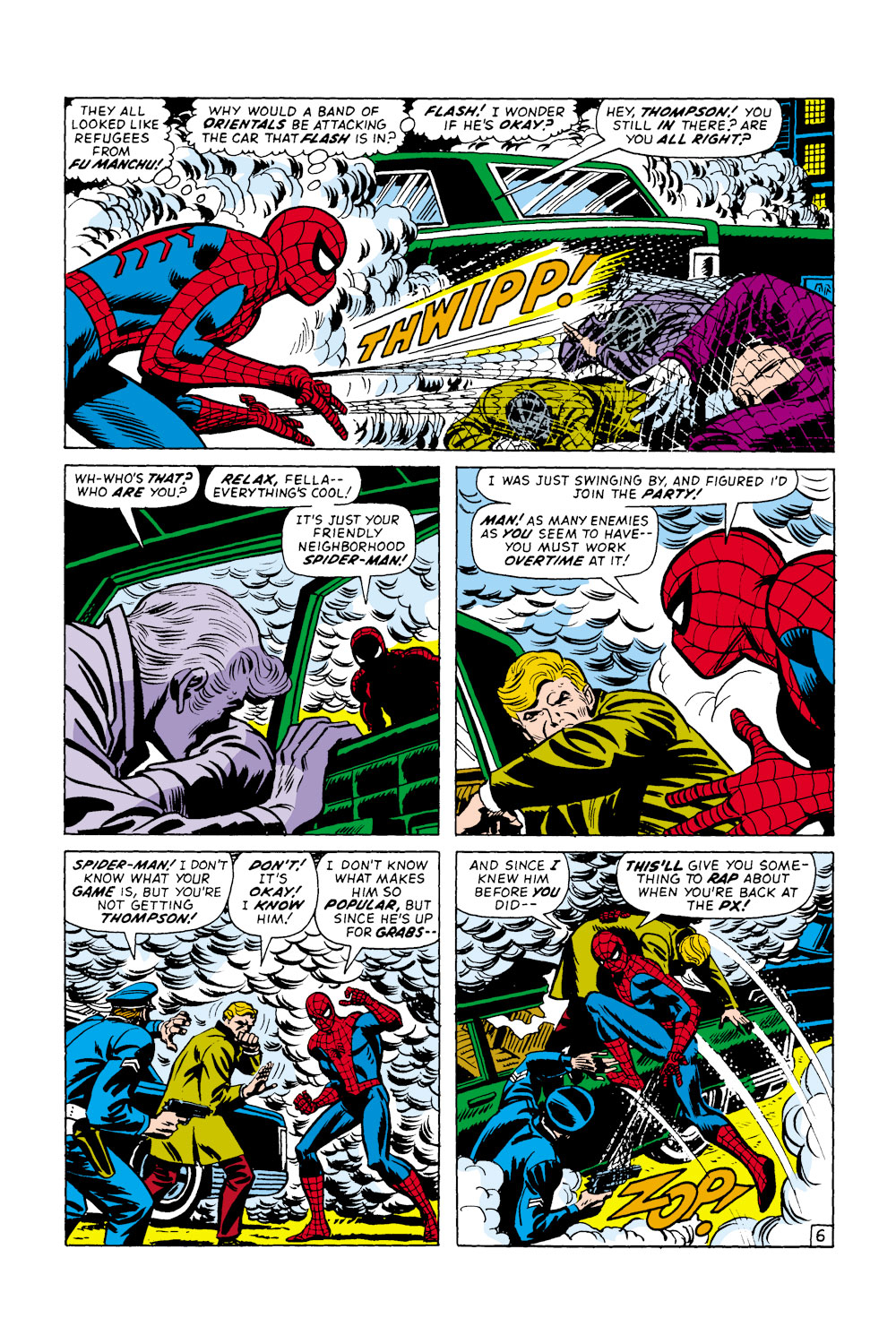 The Amazing Spider-Man (1963) 108 Page 6