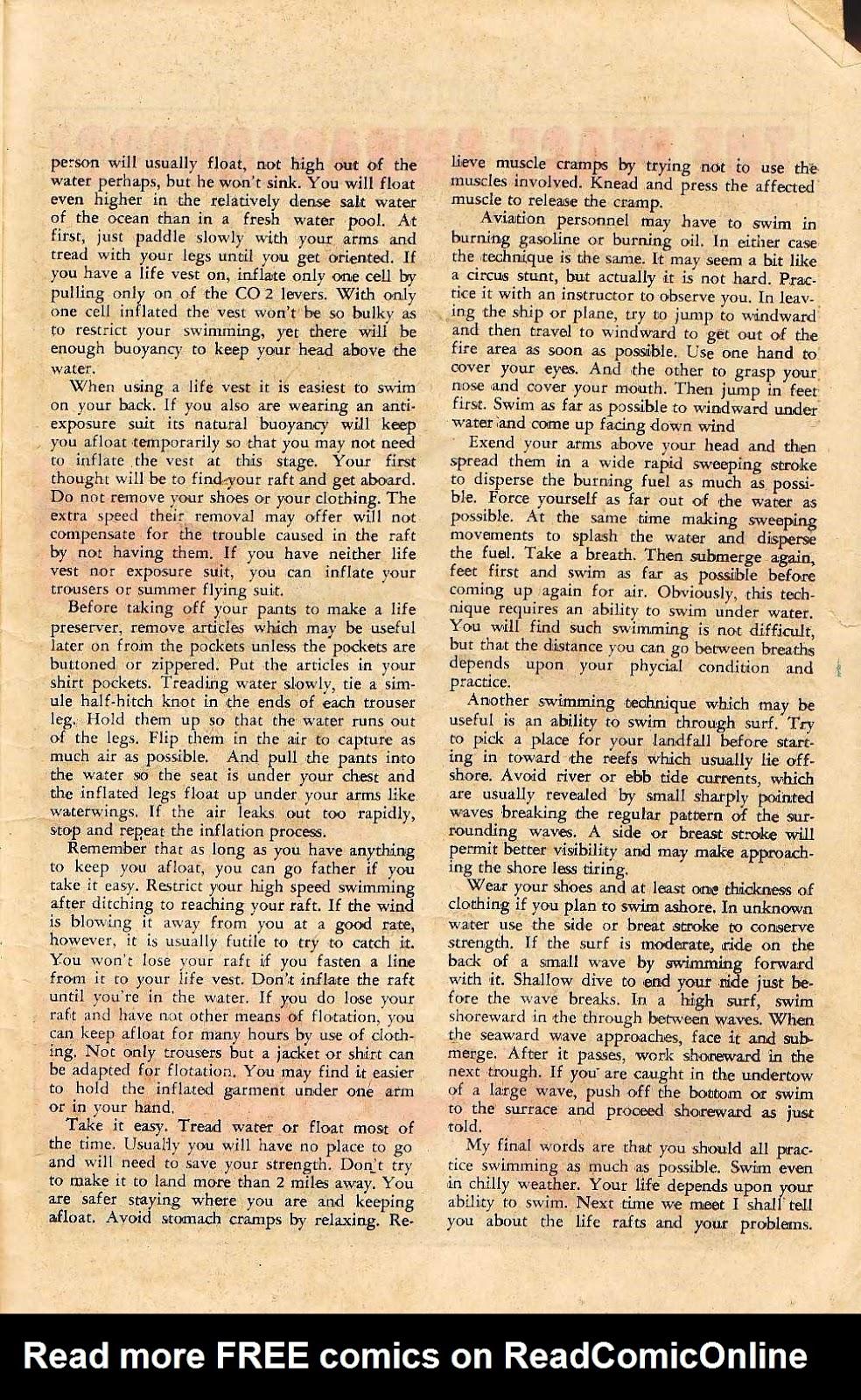 Read online Fightin' Navy comic -  Issue #105 - 25
