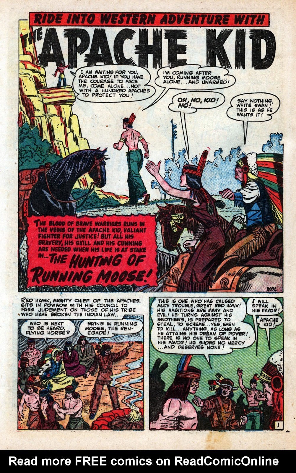 Apache Kid issue 9 - Page 12