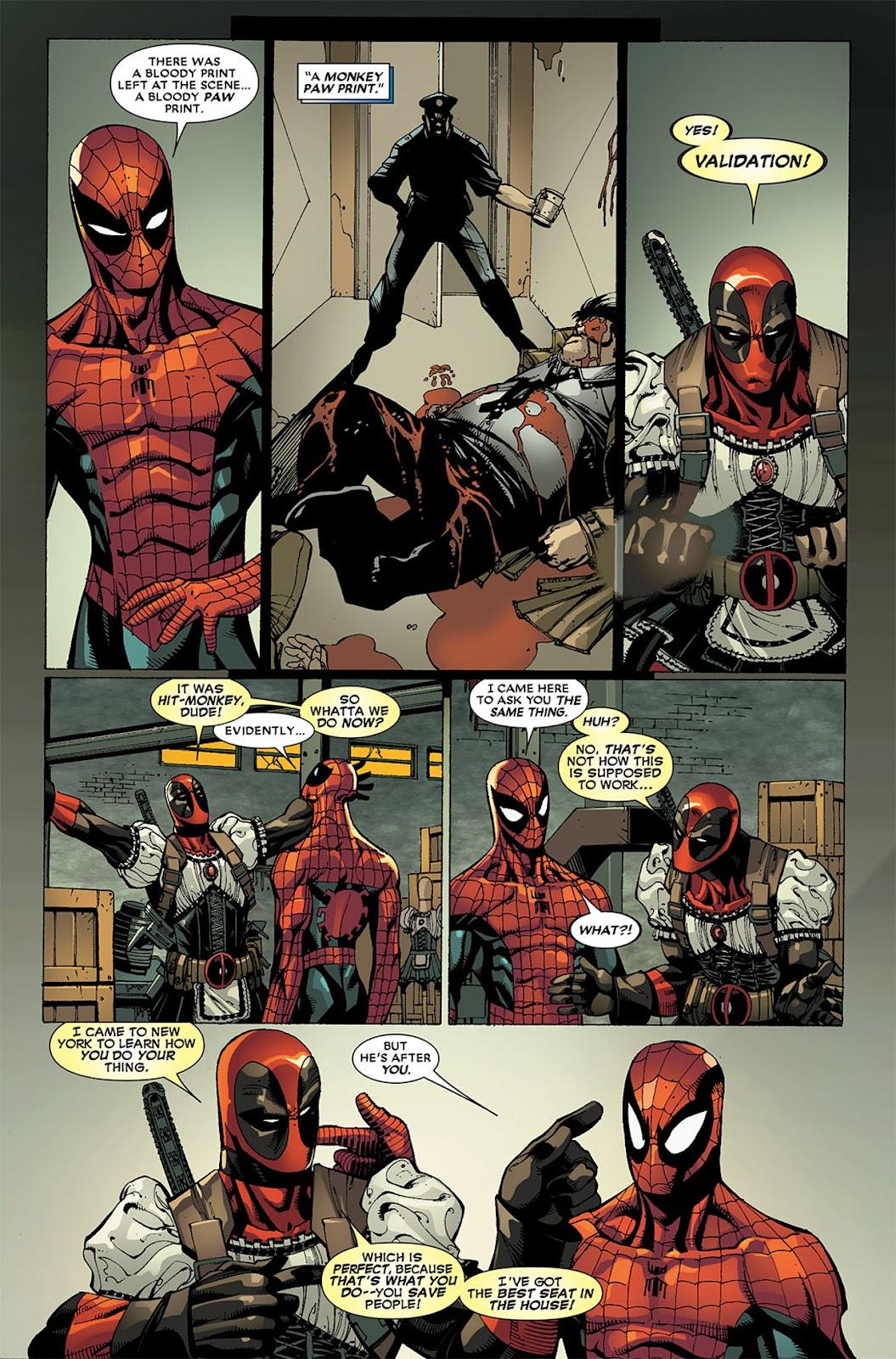 Read online Deadpool (2008) comic -  Issue #20 - 11