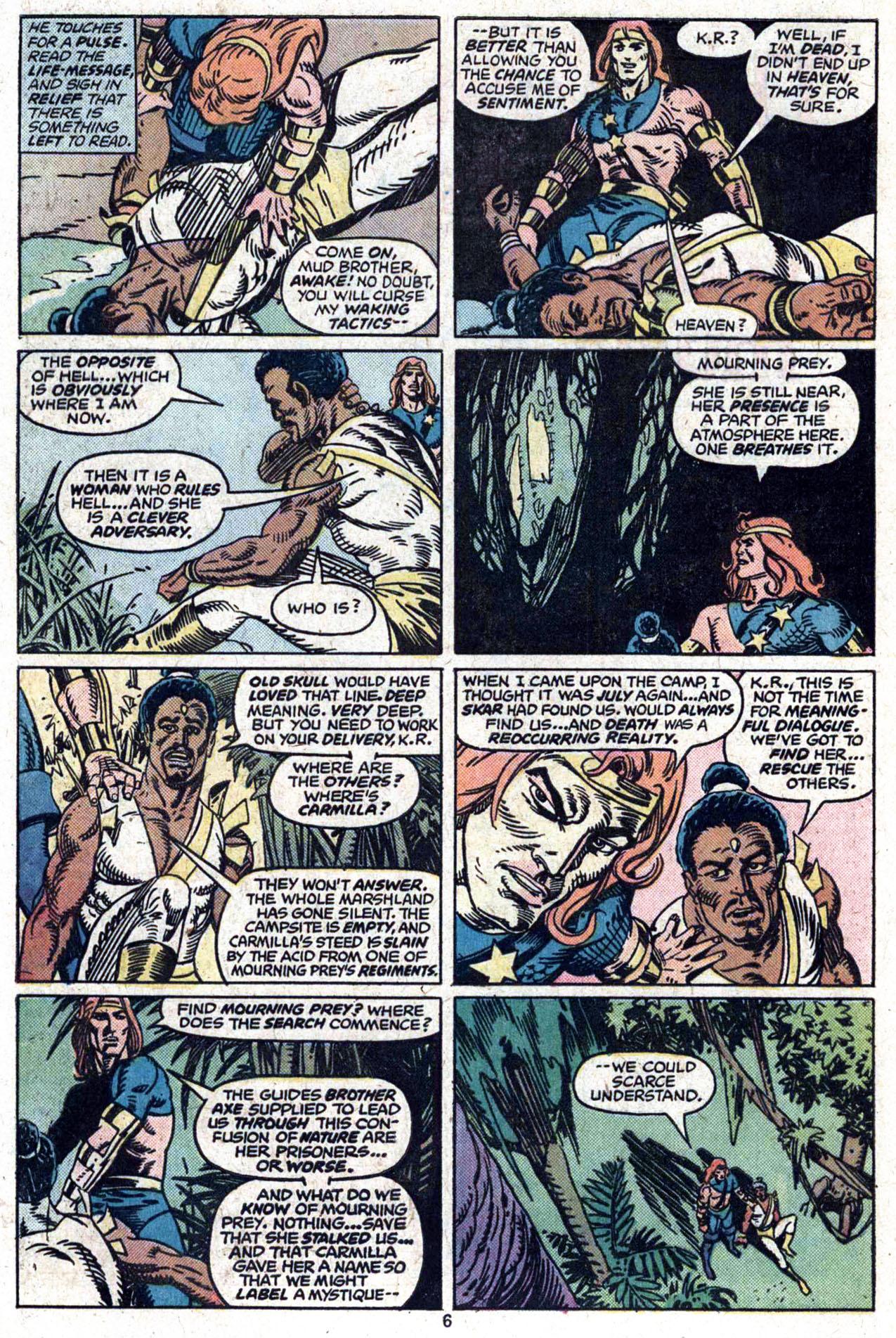 Read online Amazing Adventures (1970) comic -  Issue #39 - 8