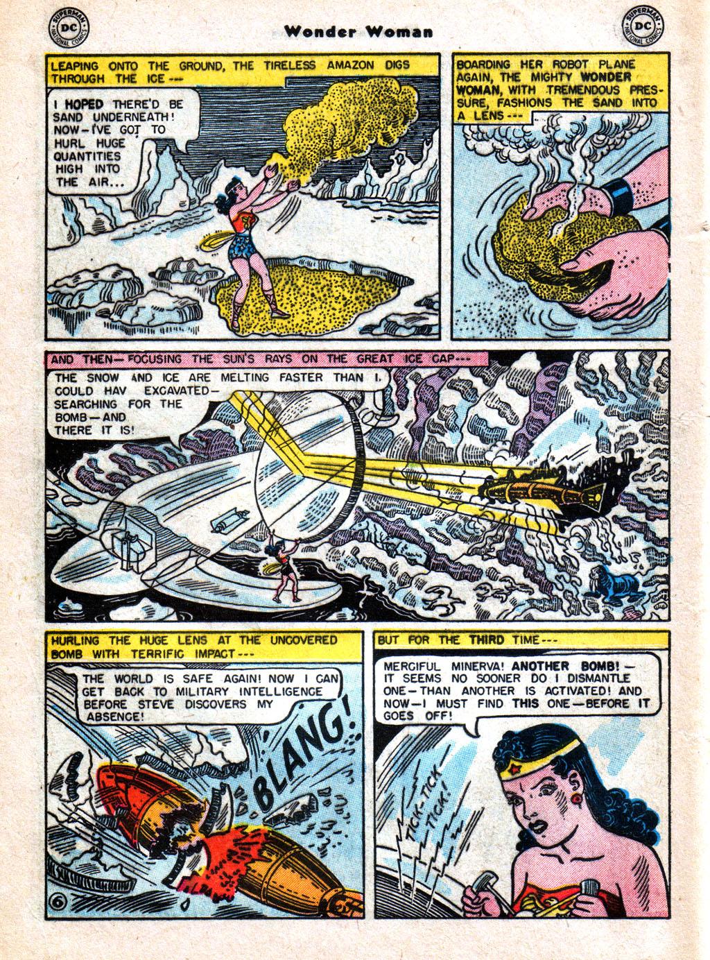 Read online Wonder Woman (1942) comic -  Issue #77 - 18