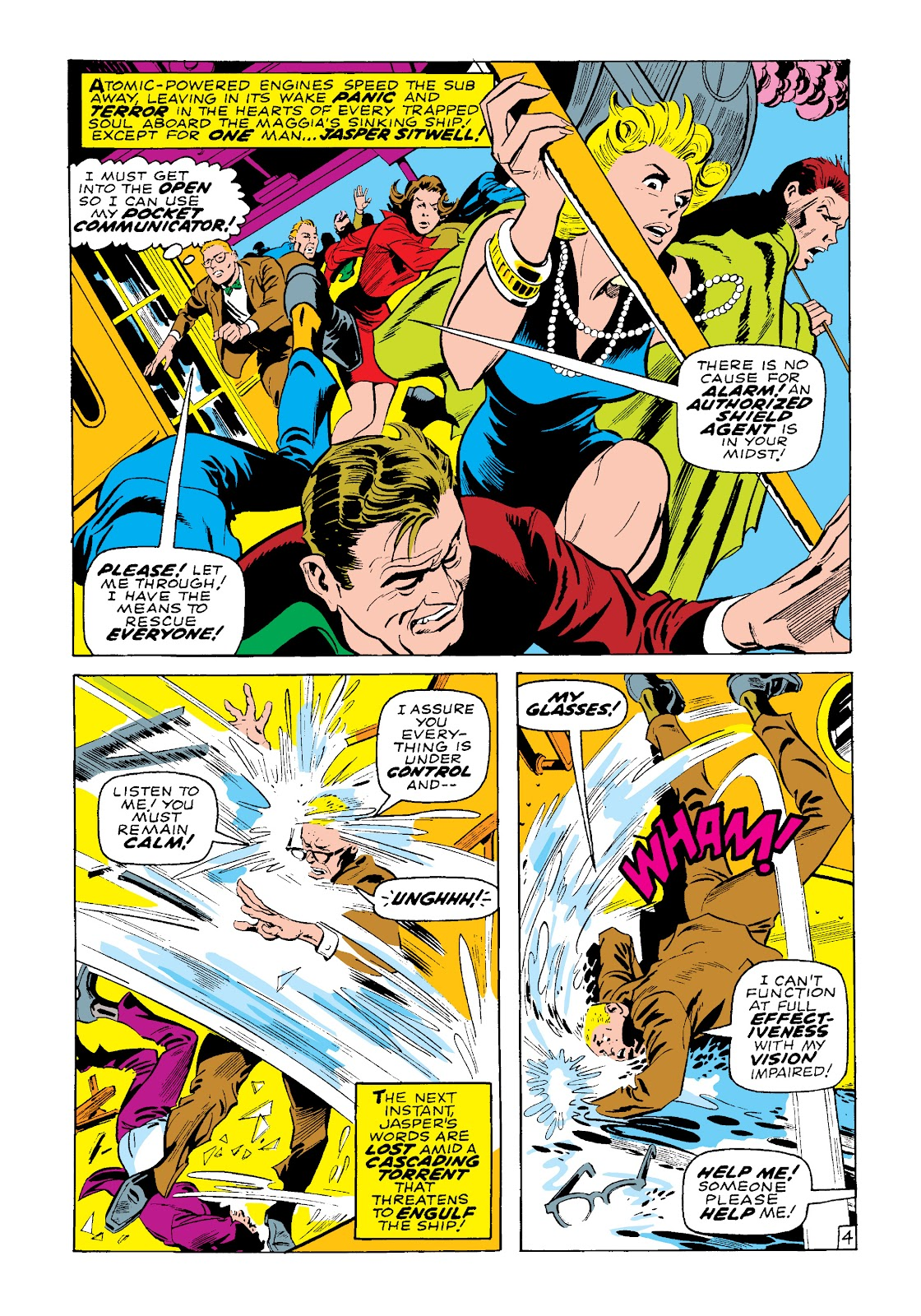 Read online Marvel Masterworks: The Invincible Iron Man comic -  Issue # TPB 4 (Part 3) - 28