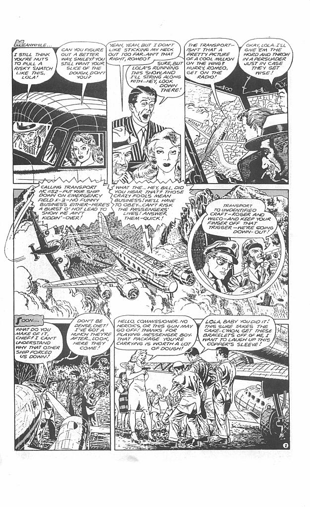 Read online Golden-Age Men of Mystery comic -  Issue #4 - 32