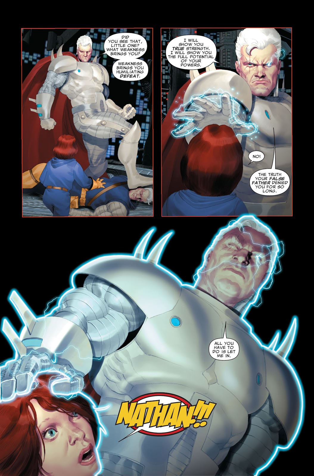 Read online X-Force/Cable: Messiah War comic -  Issue # _TPB (Part 2) - 112