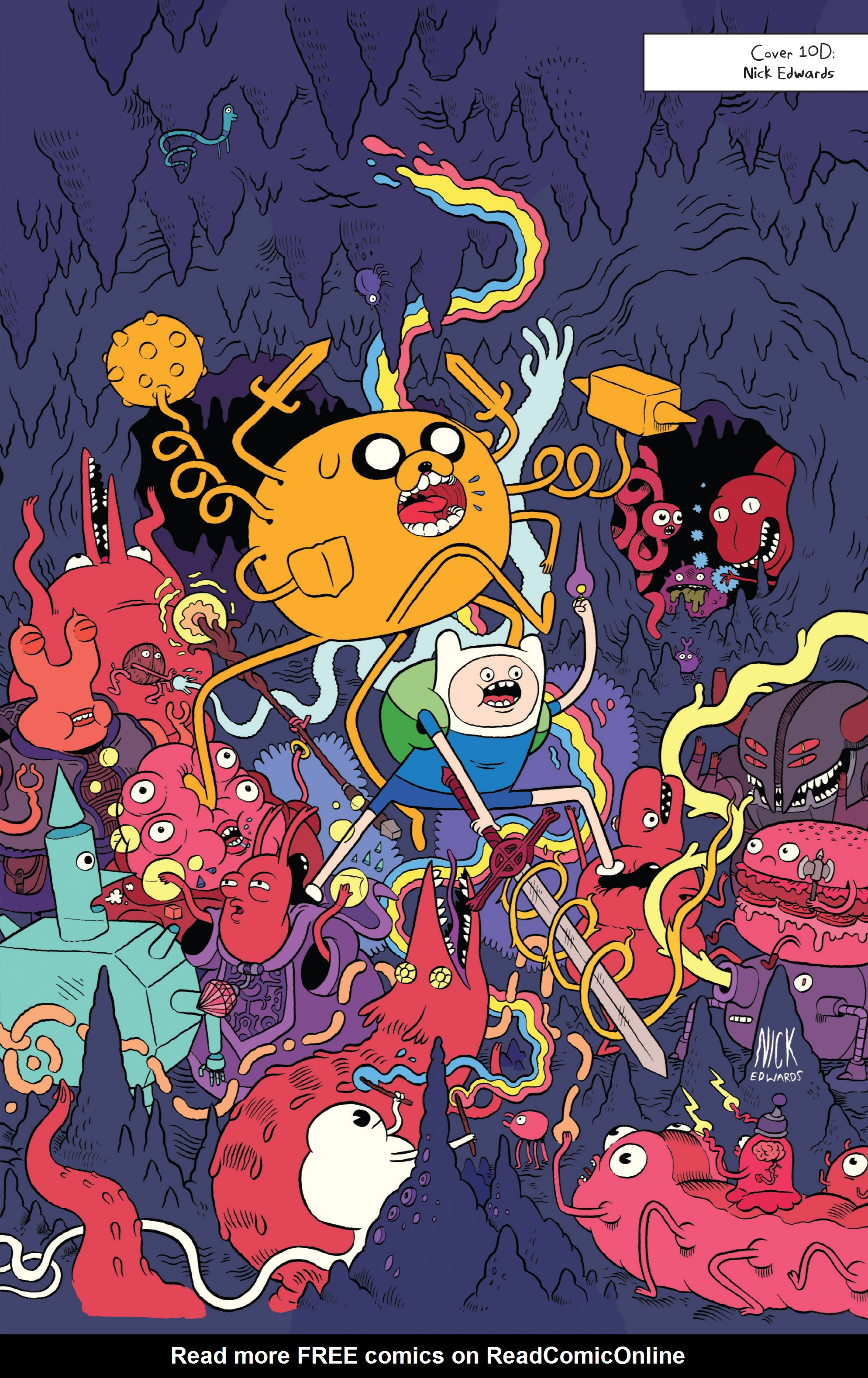 Read online Adventure Time comic -  Issue #Adventure Time _TPB 3 - 87