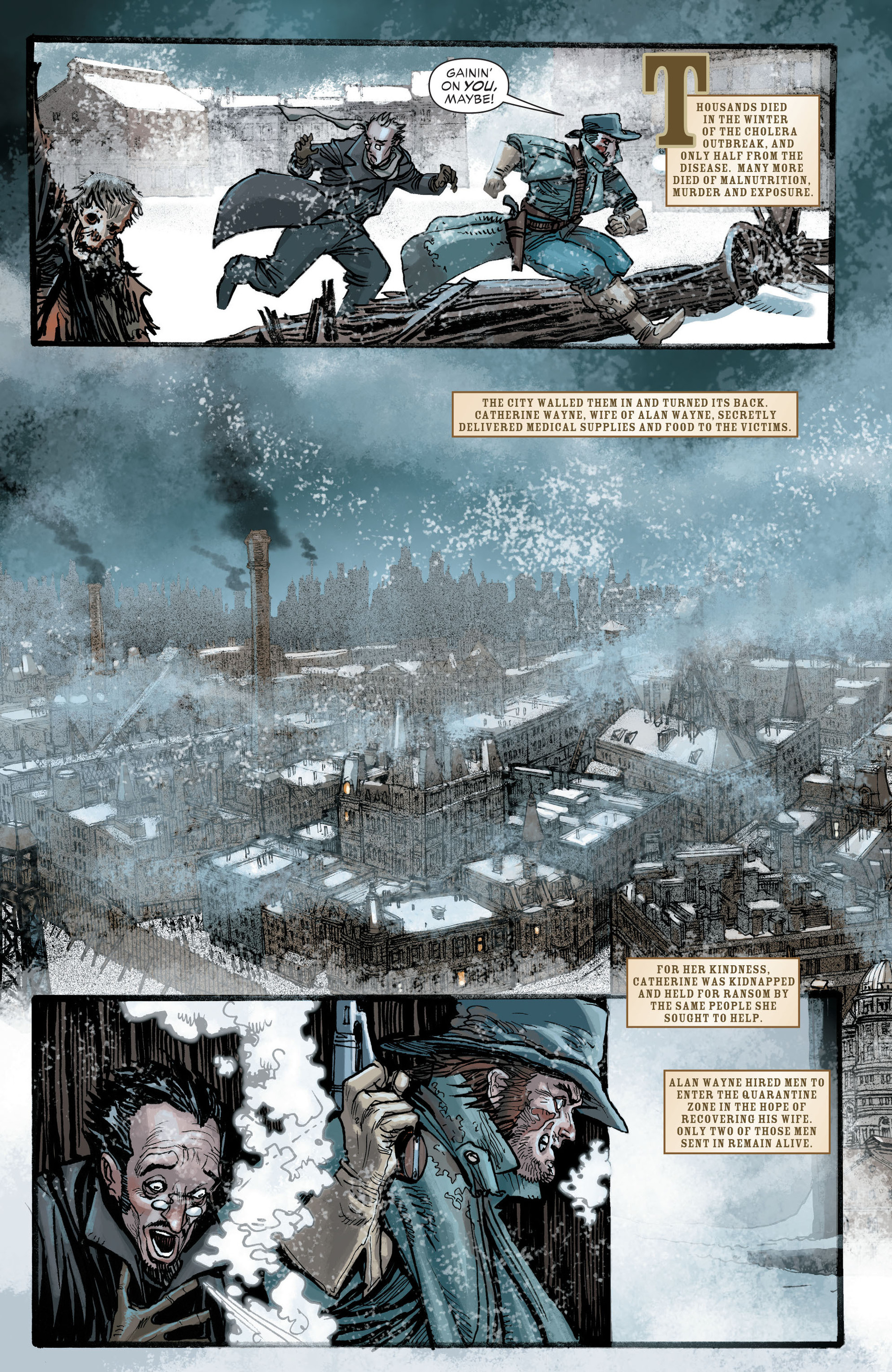 Read online All-Star Western (2011) comic -  Issue #18 - 3