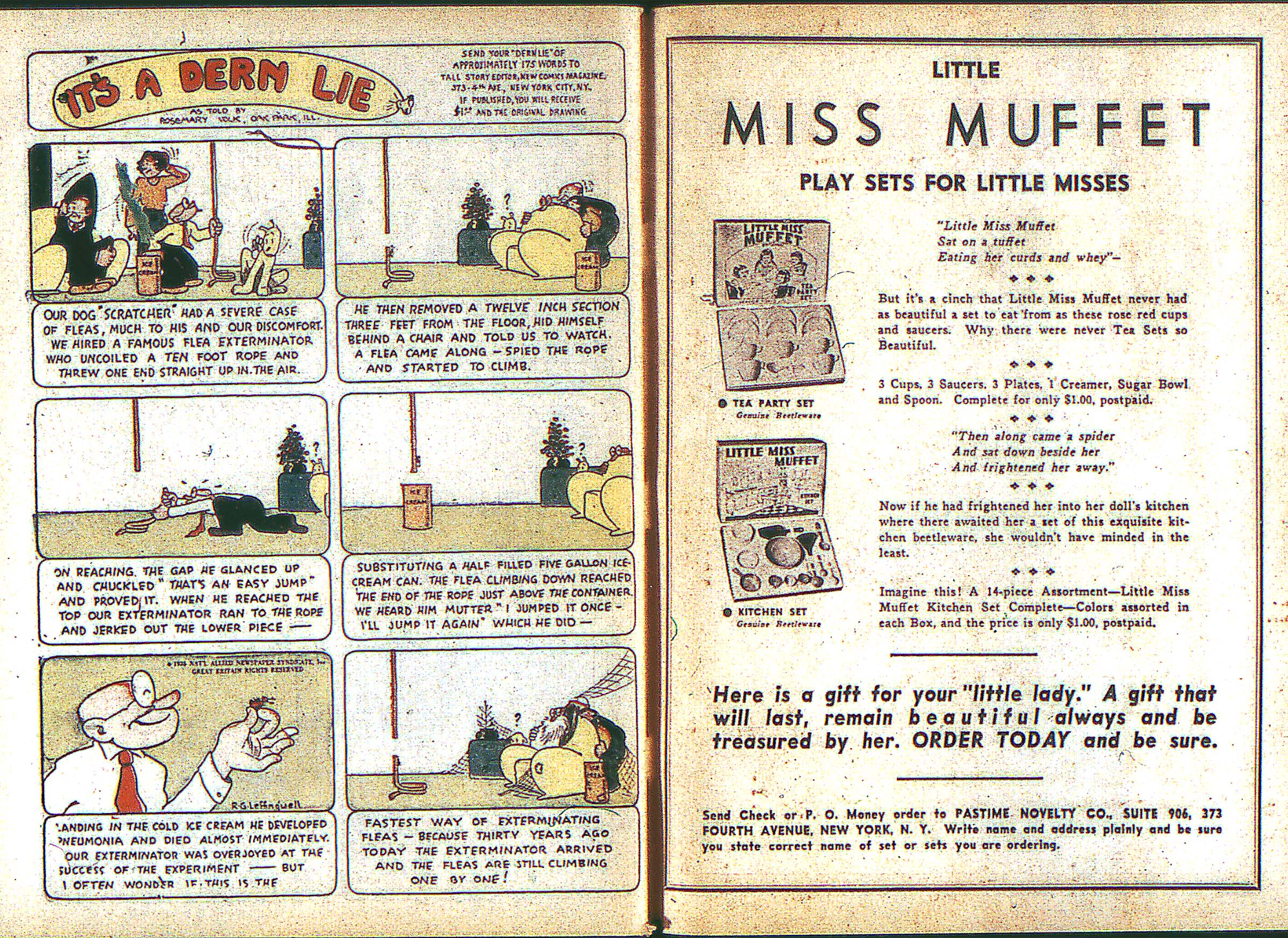 Read online Adventure Comics (1938) comic -  Issue #2 - 42