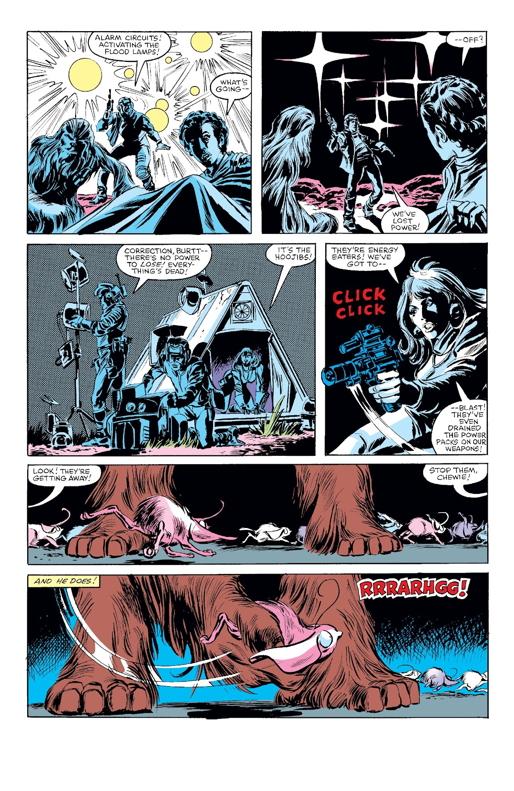 Read online Star Wars Legends: The Original Marvel Years - Epic Collection comic -  Issue # TPB 3 (Part 4) - 63