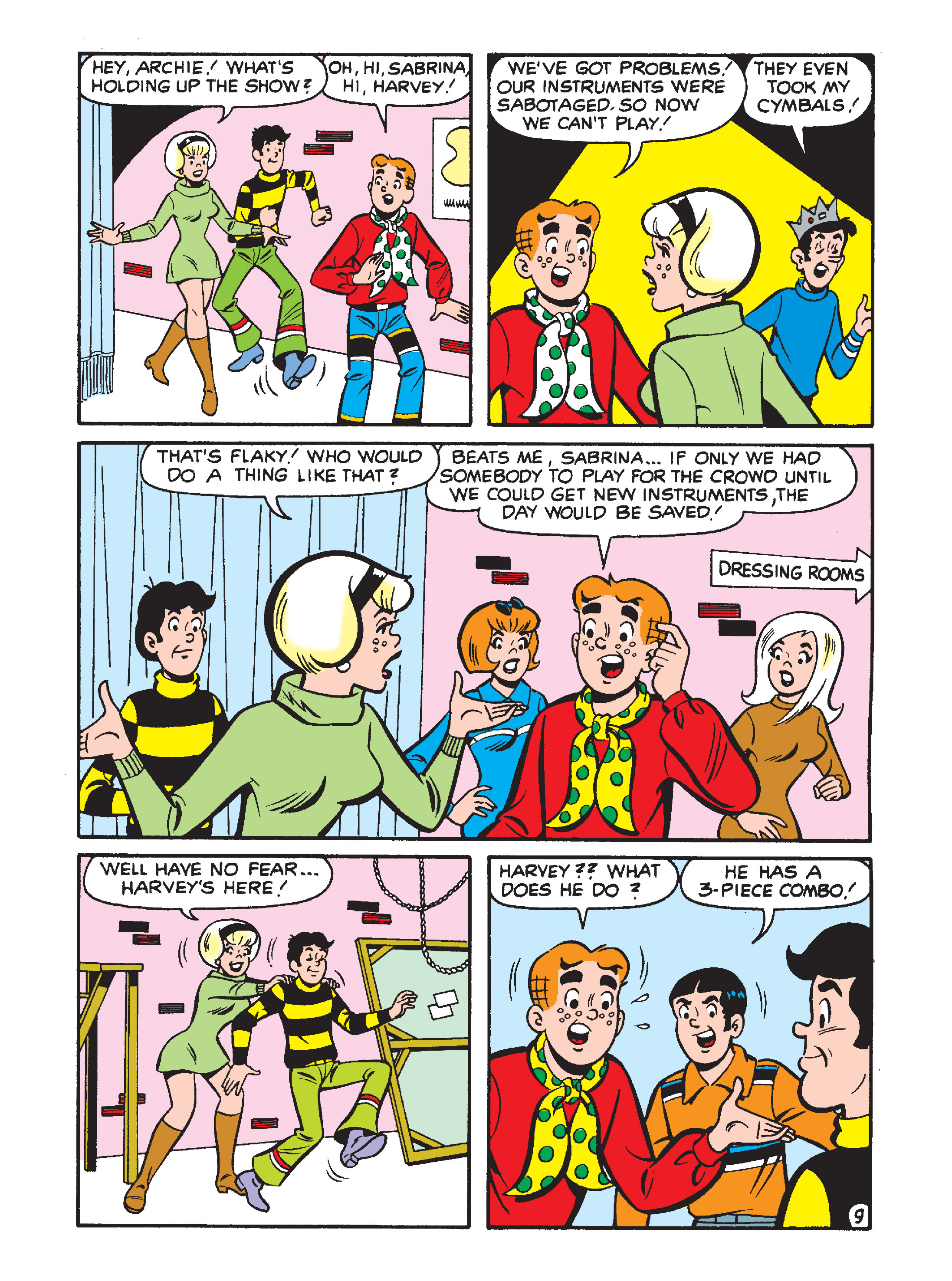 Read online Archie 1000 Page Comics Bonanza comic -  Issue #2 (Part 2) - 127