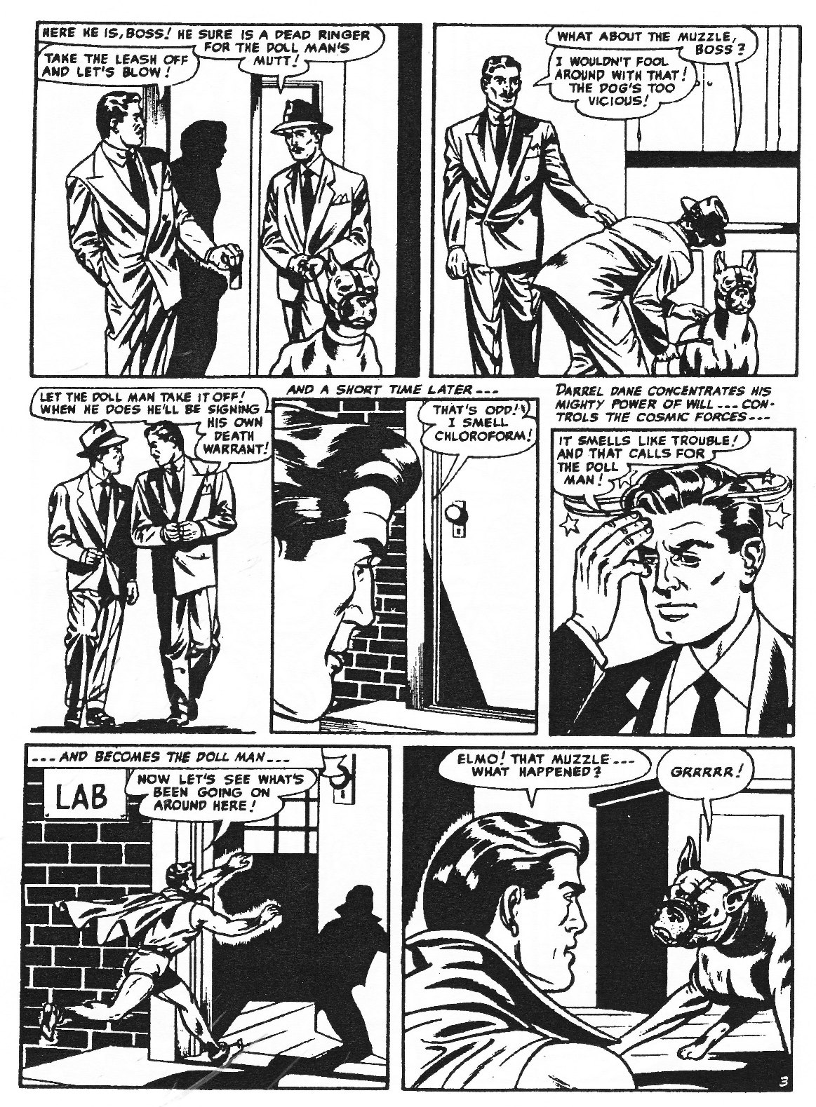 Read online Men of Mystery Comics comic -  Issue #83 - 109