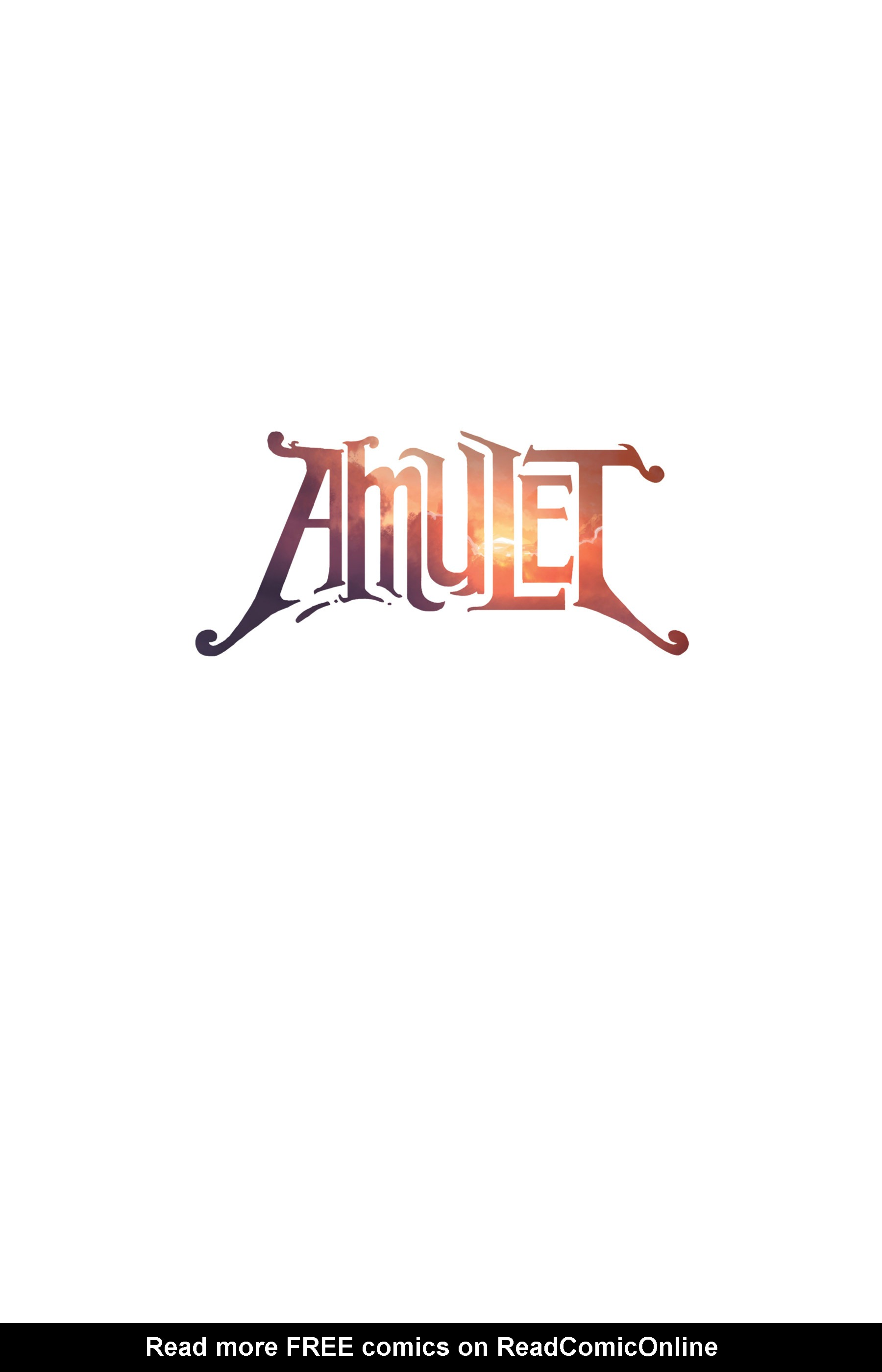Read online Amulet comic -  Issue #6 - 3