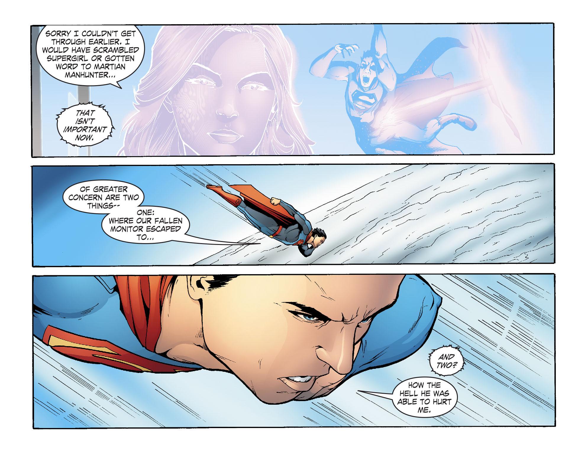 Read online Smallville: Alien comic -  Issue #7 - 9