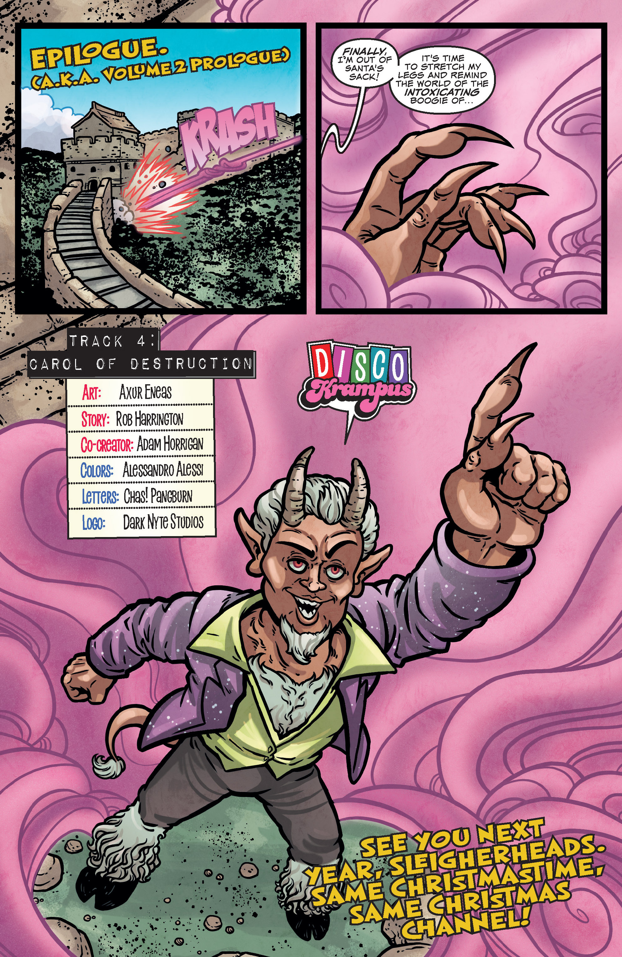 Read online Sleigher comic -  Issue #4 - 26