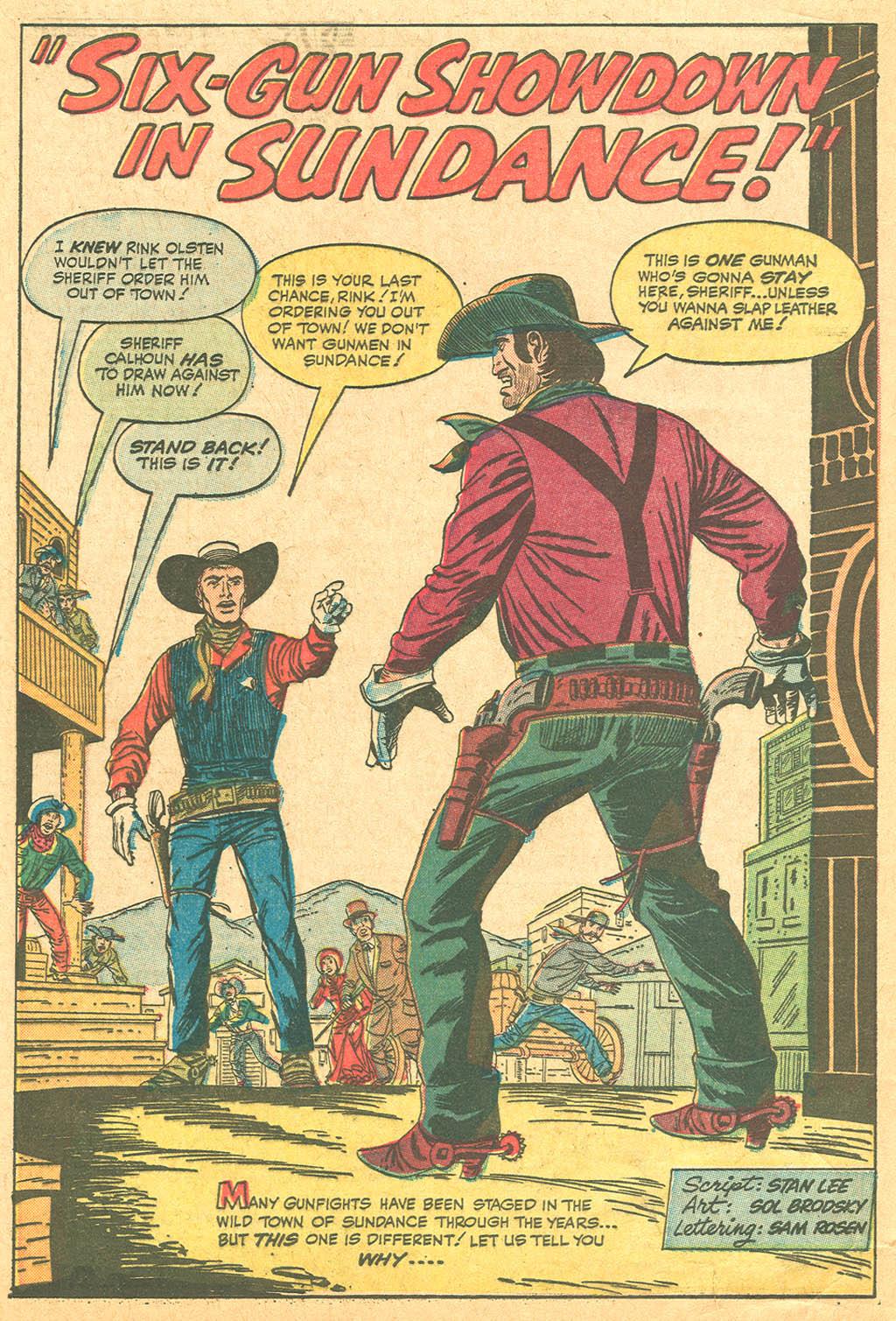 Read online Two-Gun Kid comic -  Issue #69 - 28