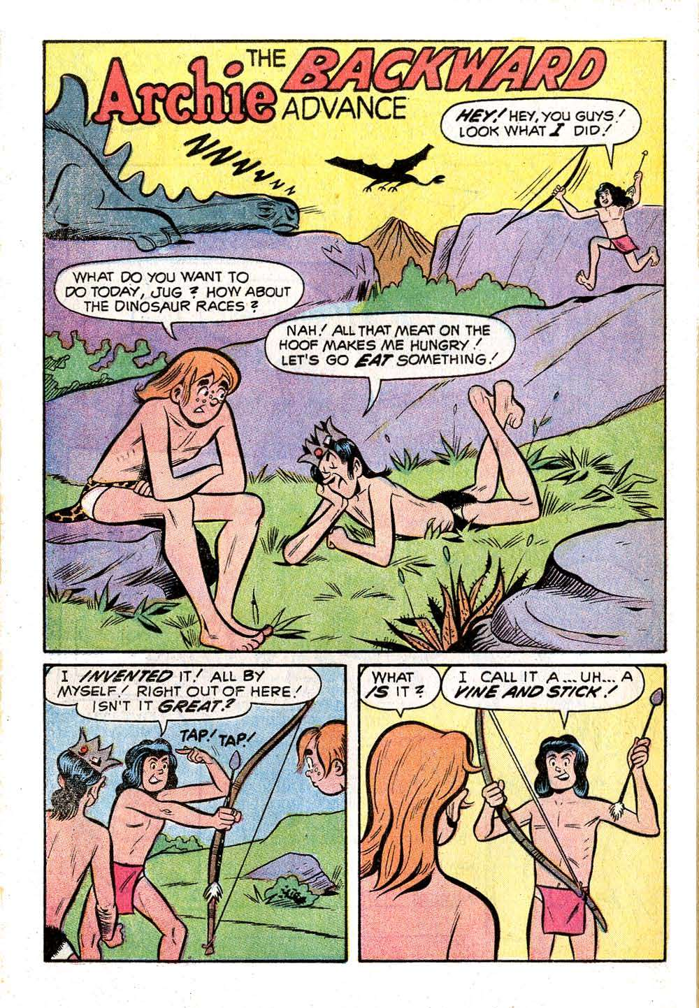Read online Archie (1960) comic -  Issue #210 - 20