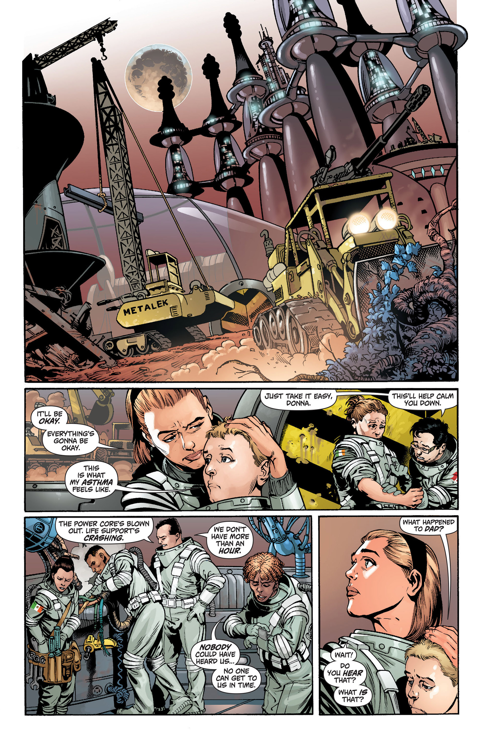 Read online Action Comics (2011) comic -  Issue #14 - 5