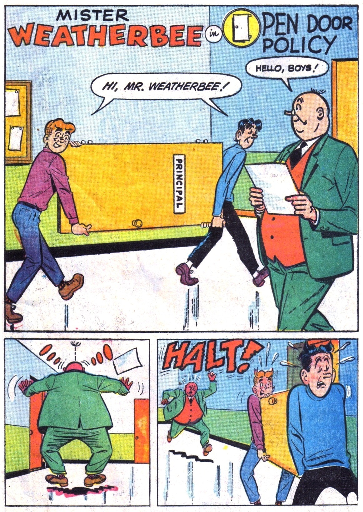 Read online Archie (1960) comic -  Issue #189 - 27