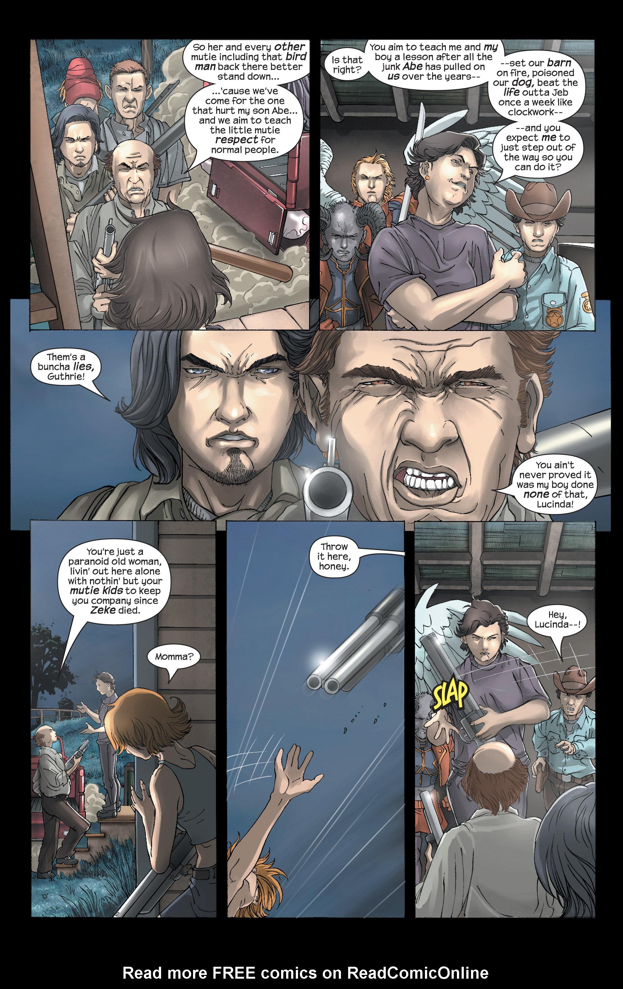 Read online Uncanny X-Men (1963) comic -  Issue #438 - 5