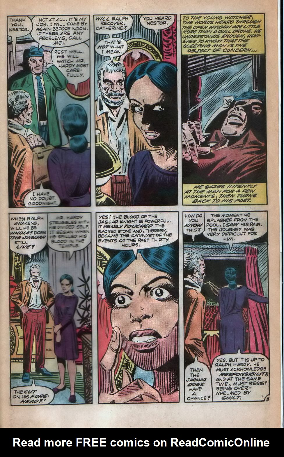 Read online The Fly (1983) comic -  Issue #8 - 21