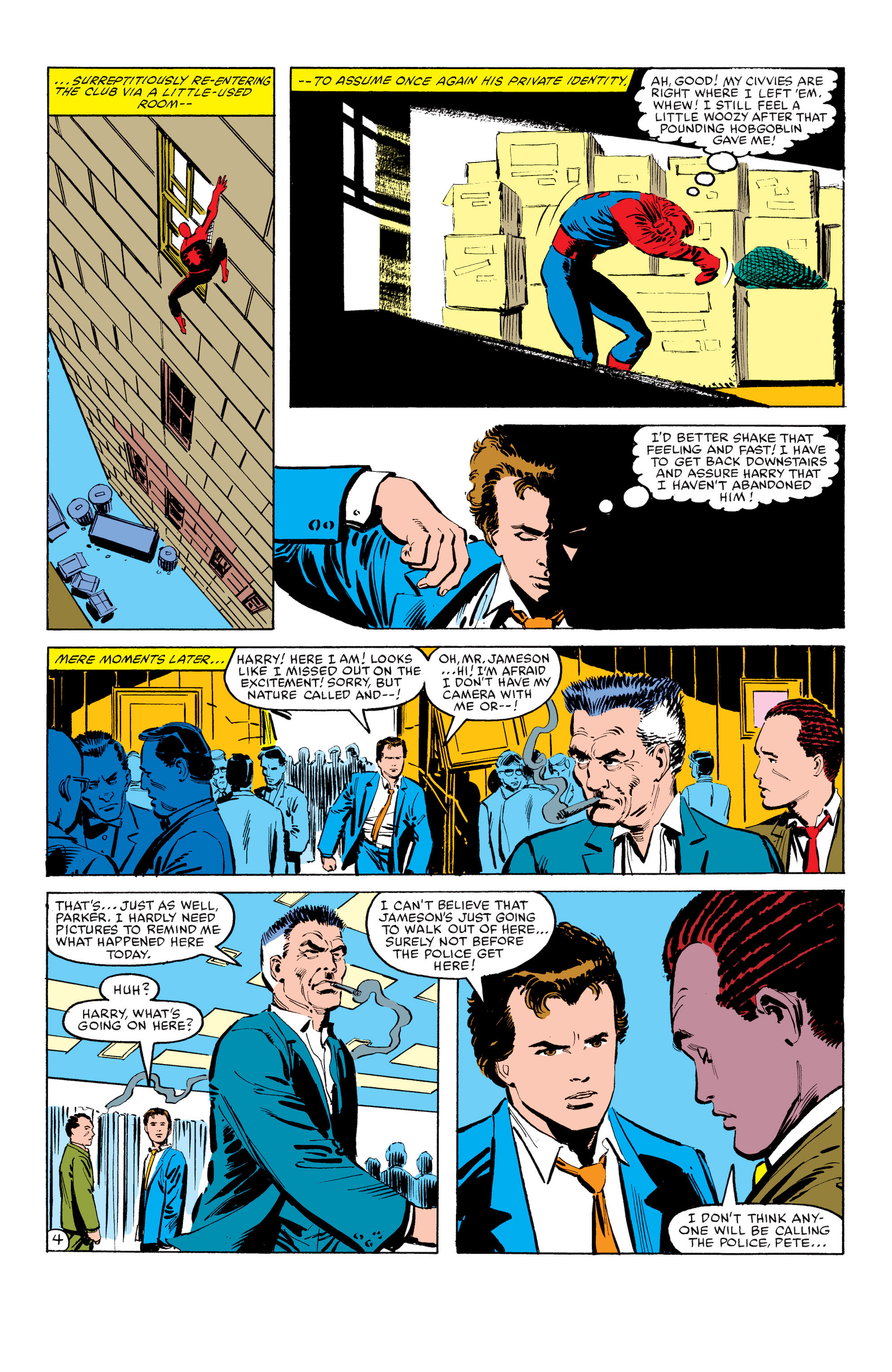 The Amazing Spider-Man (1963) 250 Page 4