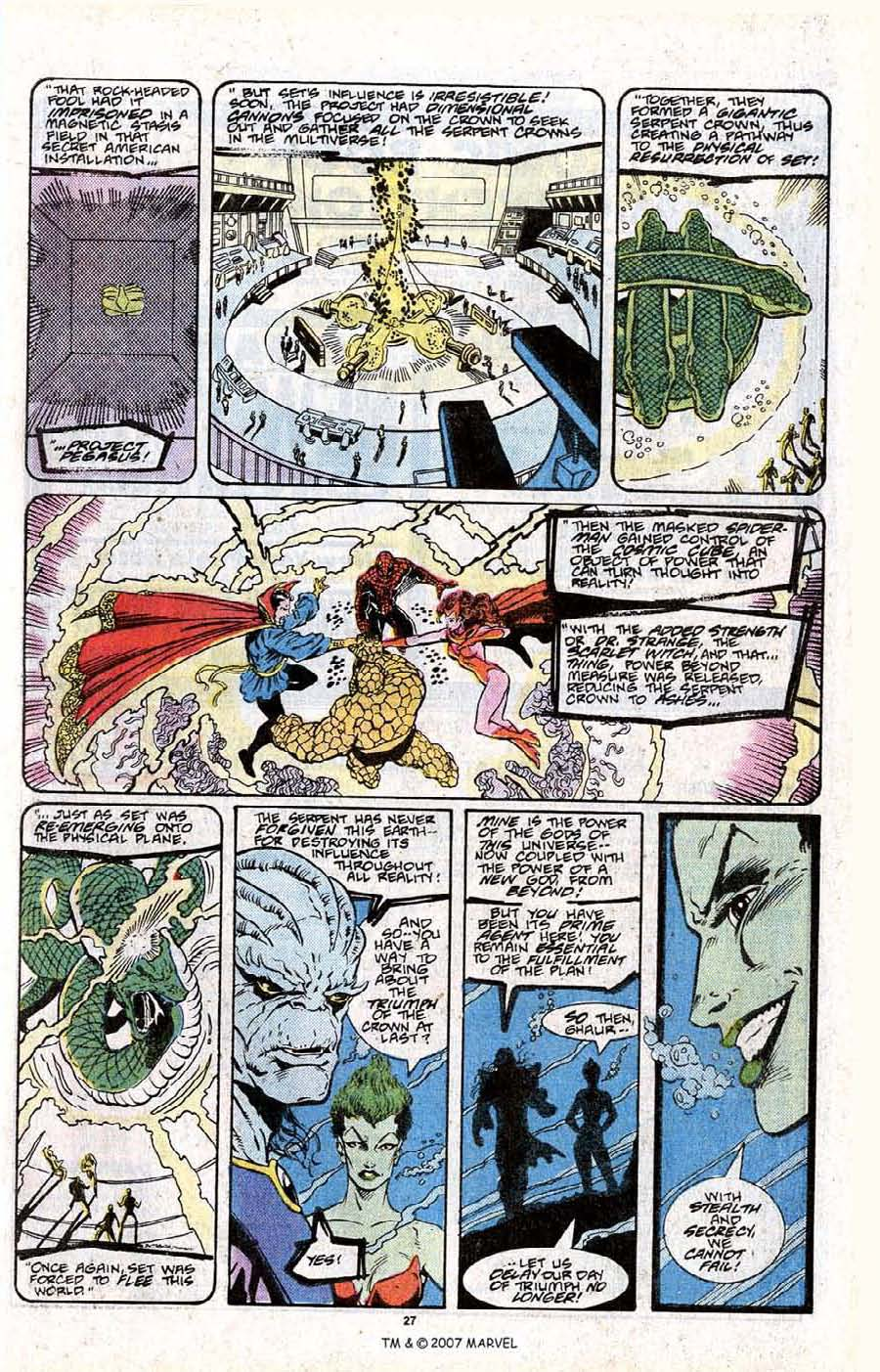 Read online Silver Surfer (1987) comic -  Issue # _Annual 2 - 29