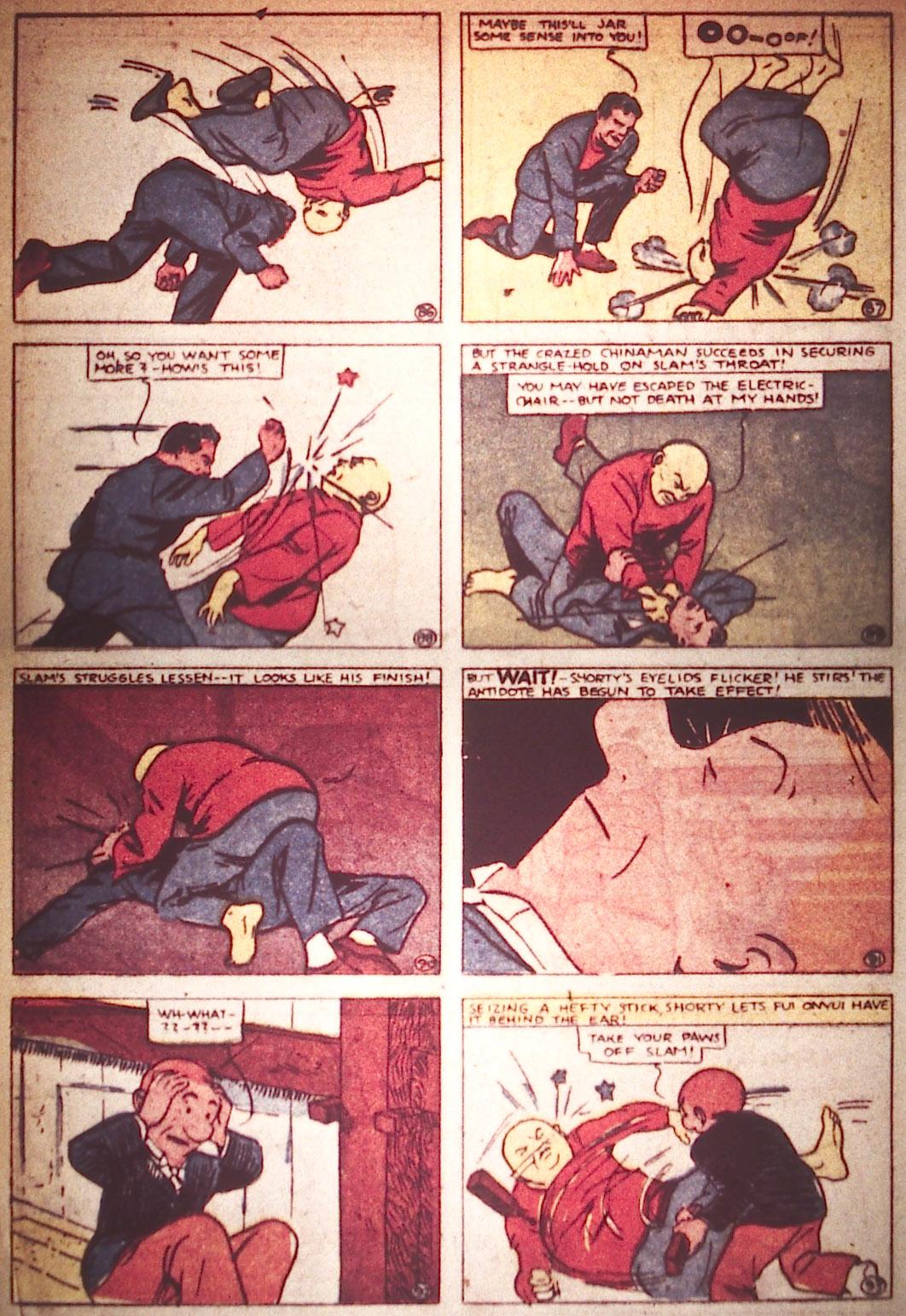 Read online Detective Comics (1937) comic -  Issue #22 - 14