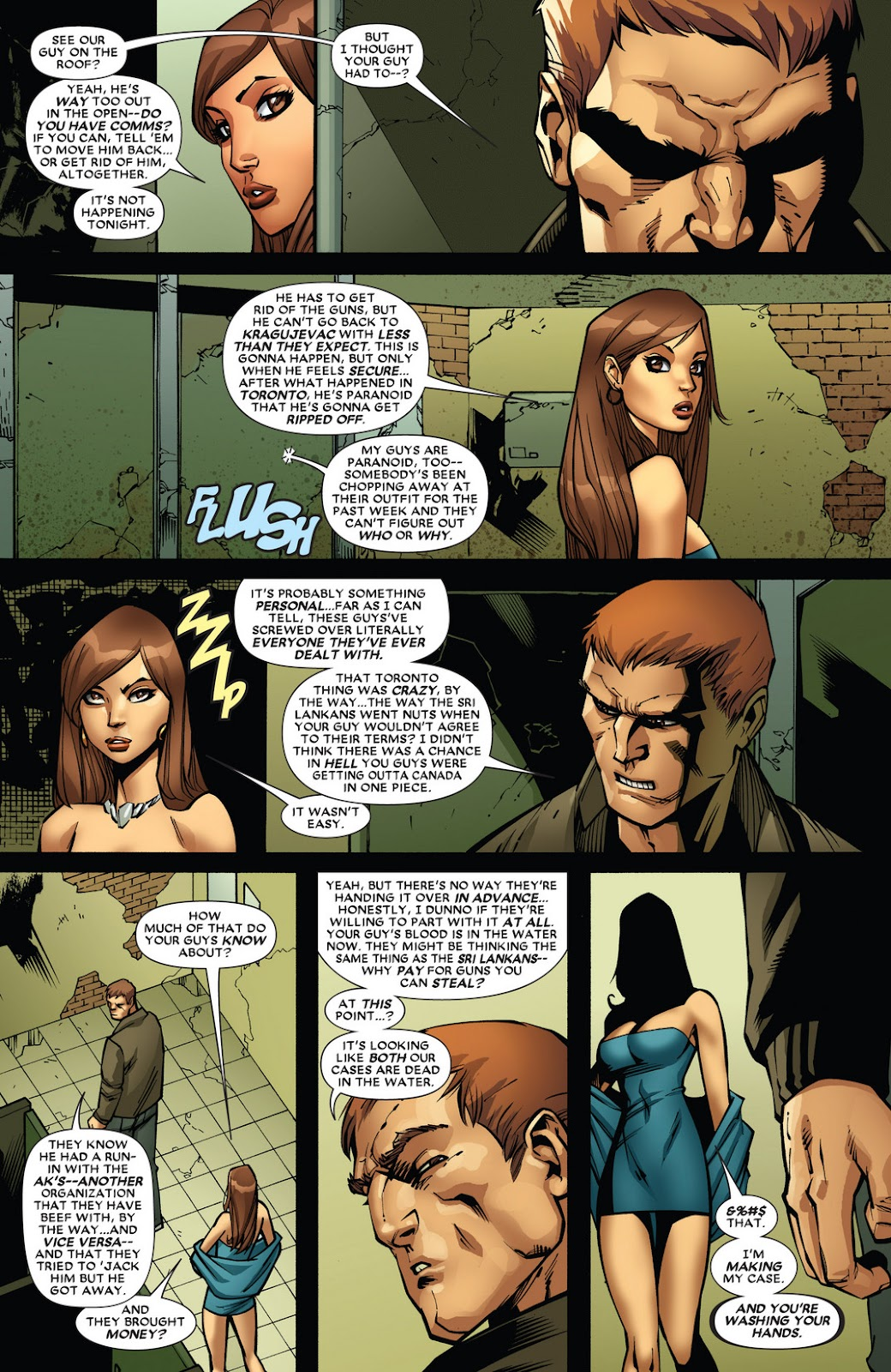 Read online Deadpool (2008) comic -  Issue #61 - 9