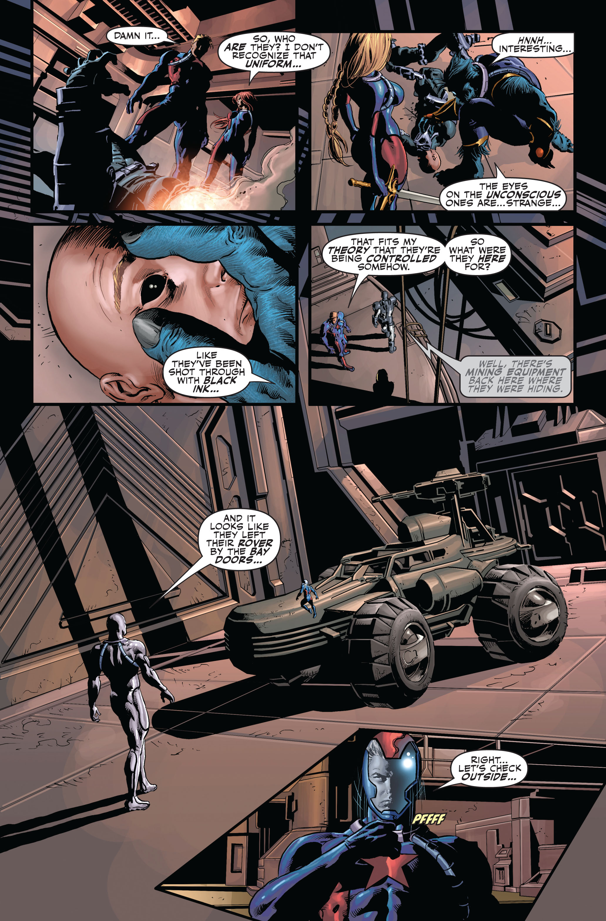 Read online Secret Avengers (2010) comic -  Issue #2 - 13