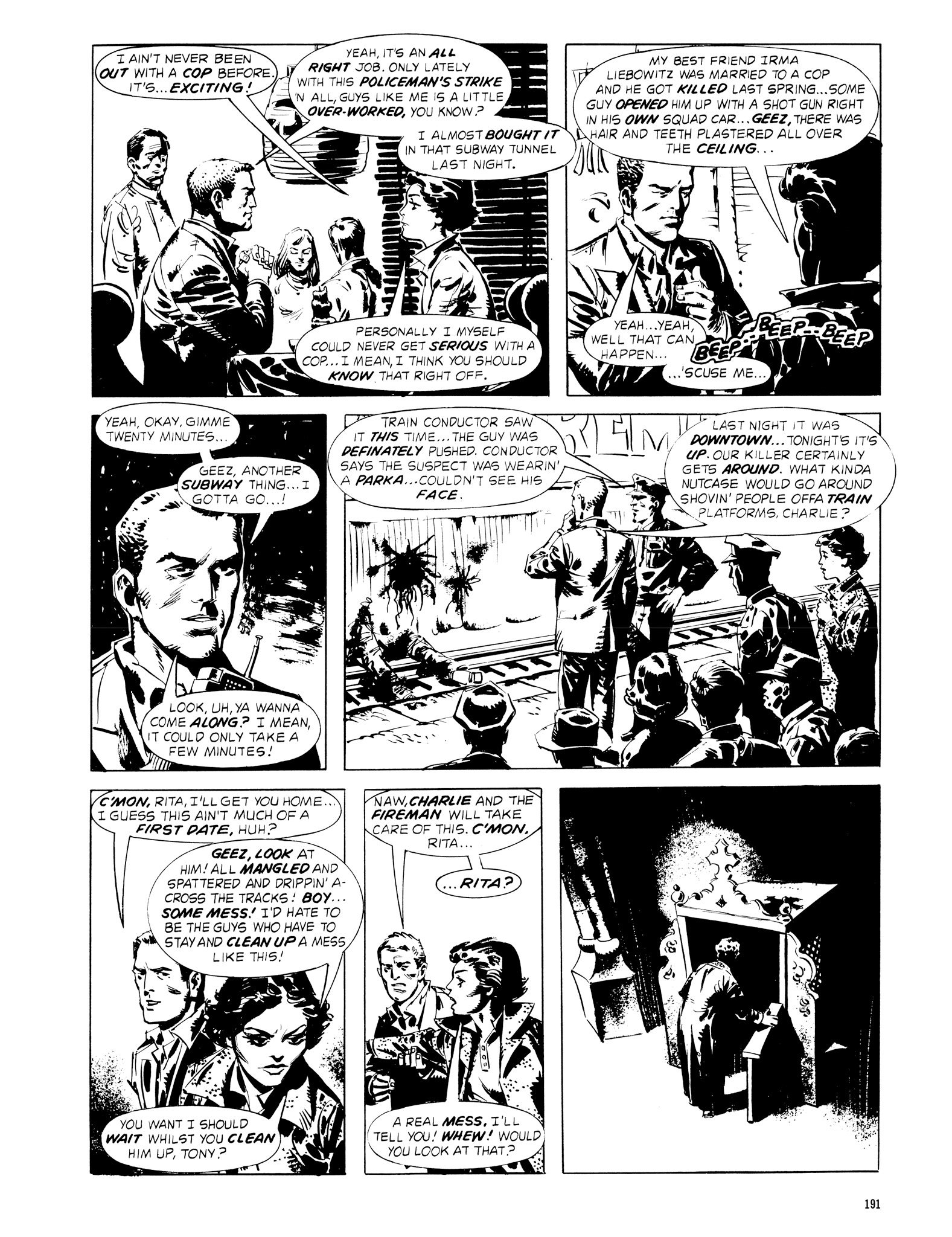 Read online Eerie Archives comic -  Issue # TPB 18 - 188