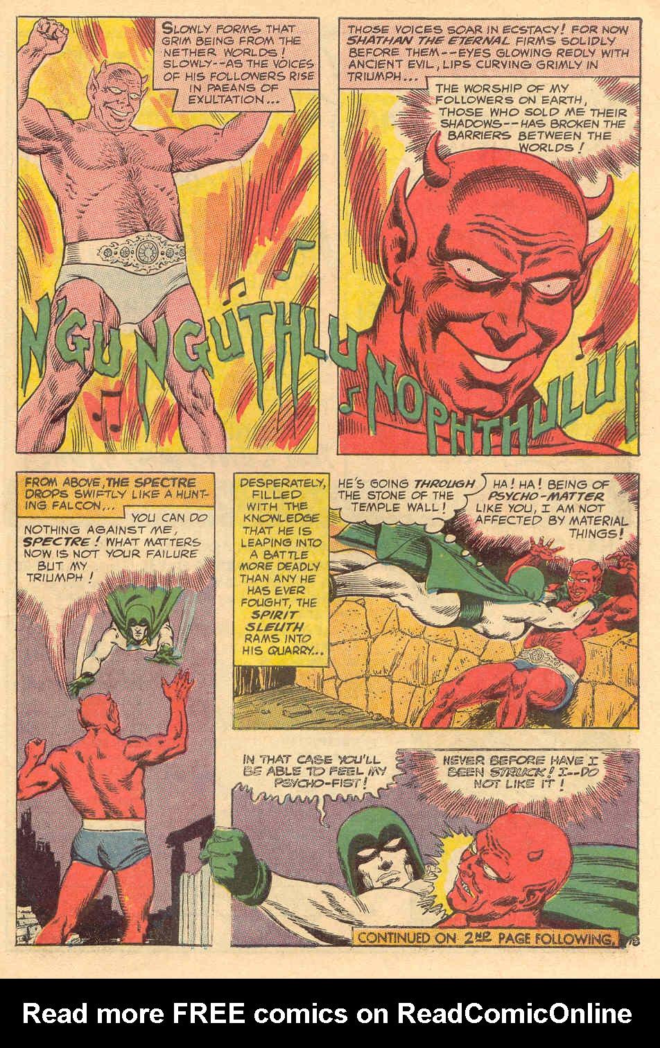 Read online Adventure Comics (1938) comic -  Issue #492 - 91