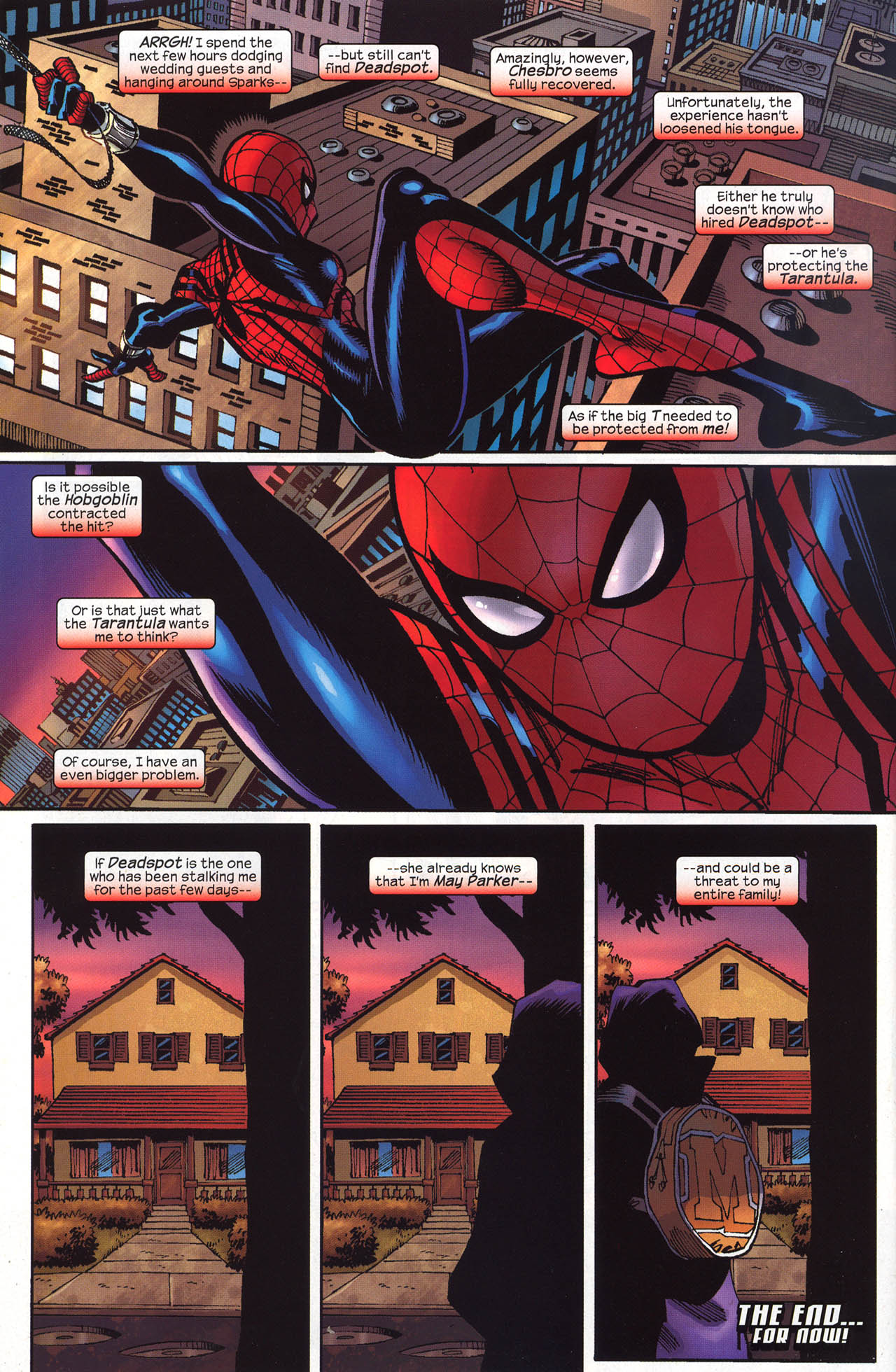 Read online Amazing Spider-Girl comic -  Issue #16 - 33