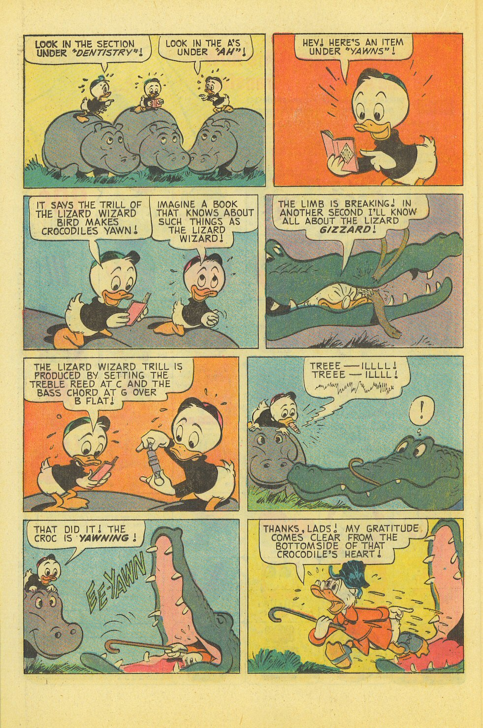 Read online Uncle Scrooge (1953) comic -  Issue #127 - 20